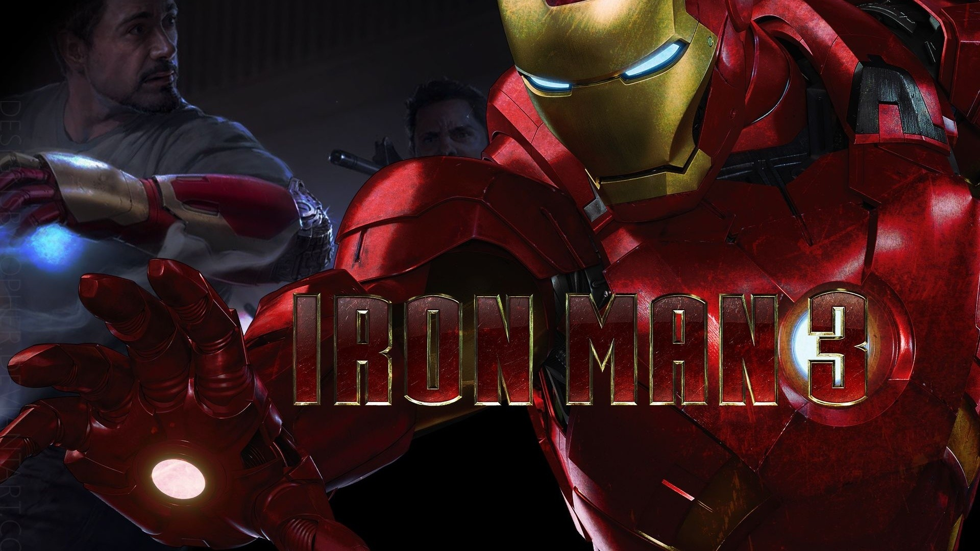 1920x1080 Iron Man Wallpapers Free Download