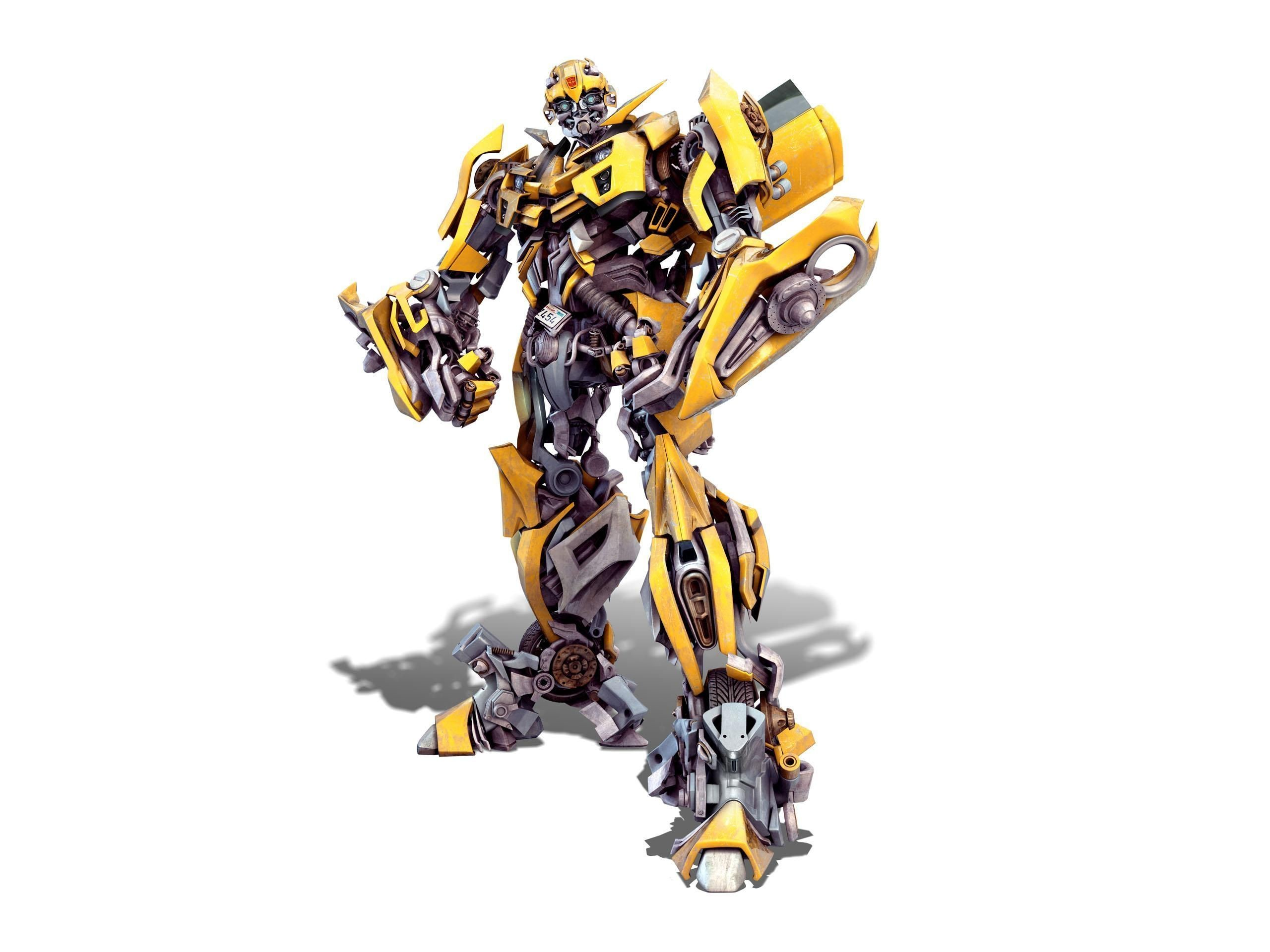 2560x1920 Download Cool Bumblebee Transformer Wallpaper