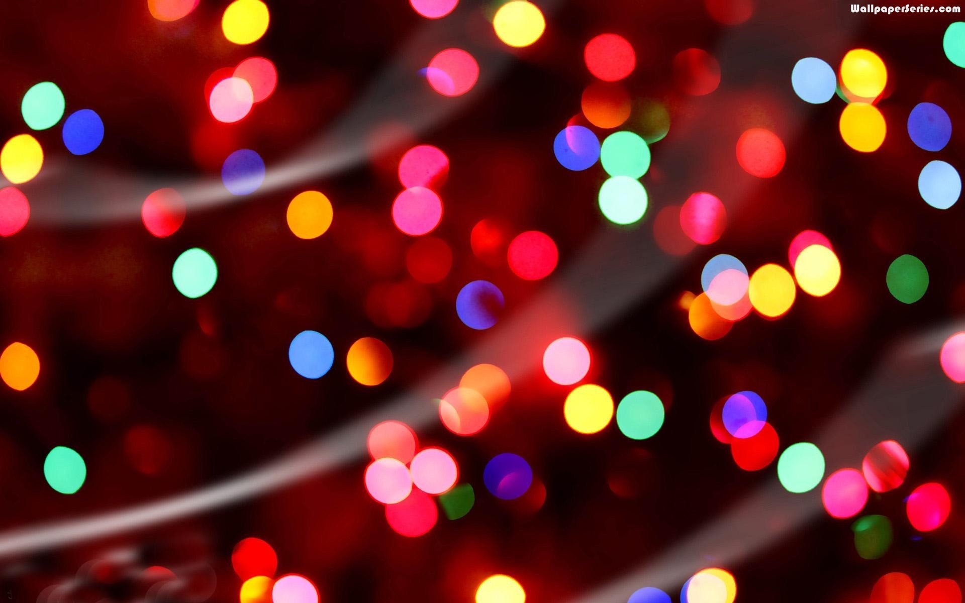 Christmas Lights Background 42 Images