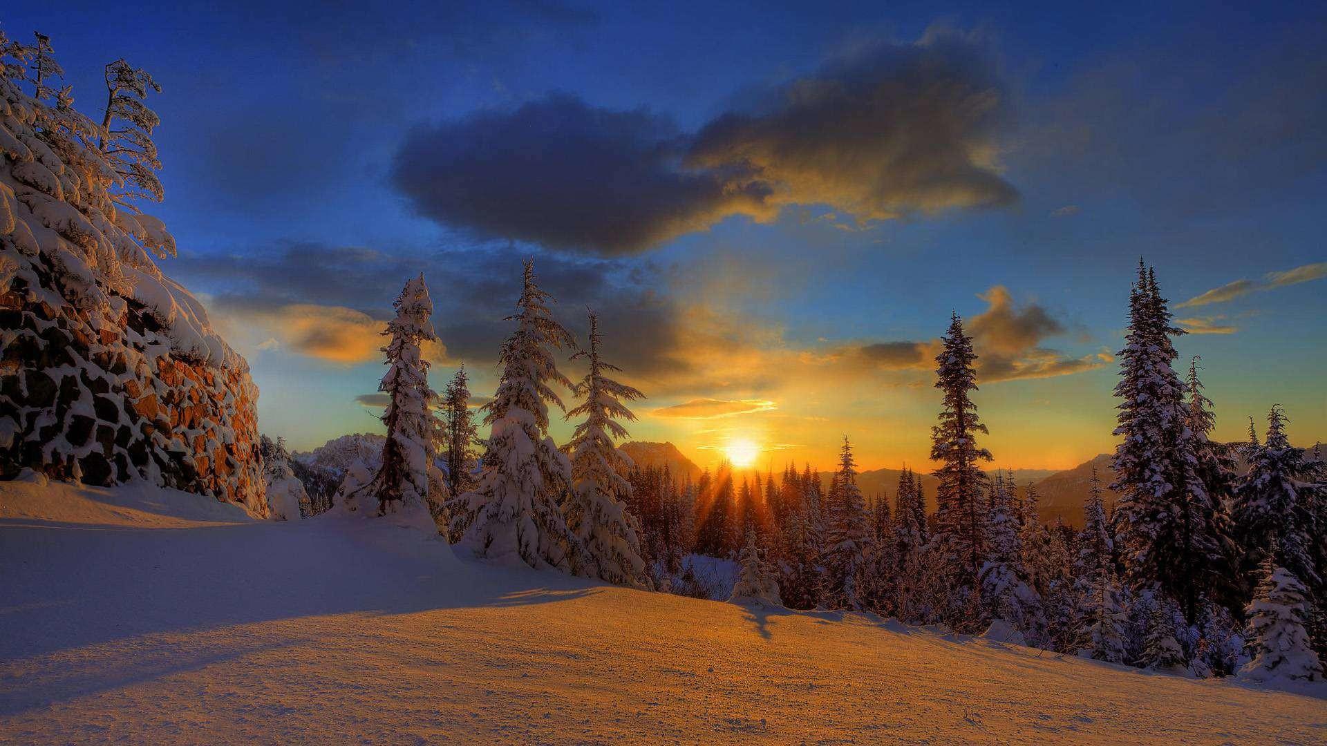 HD Snow Wallpaper (82+ images)