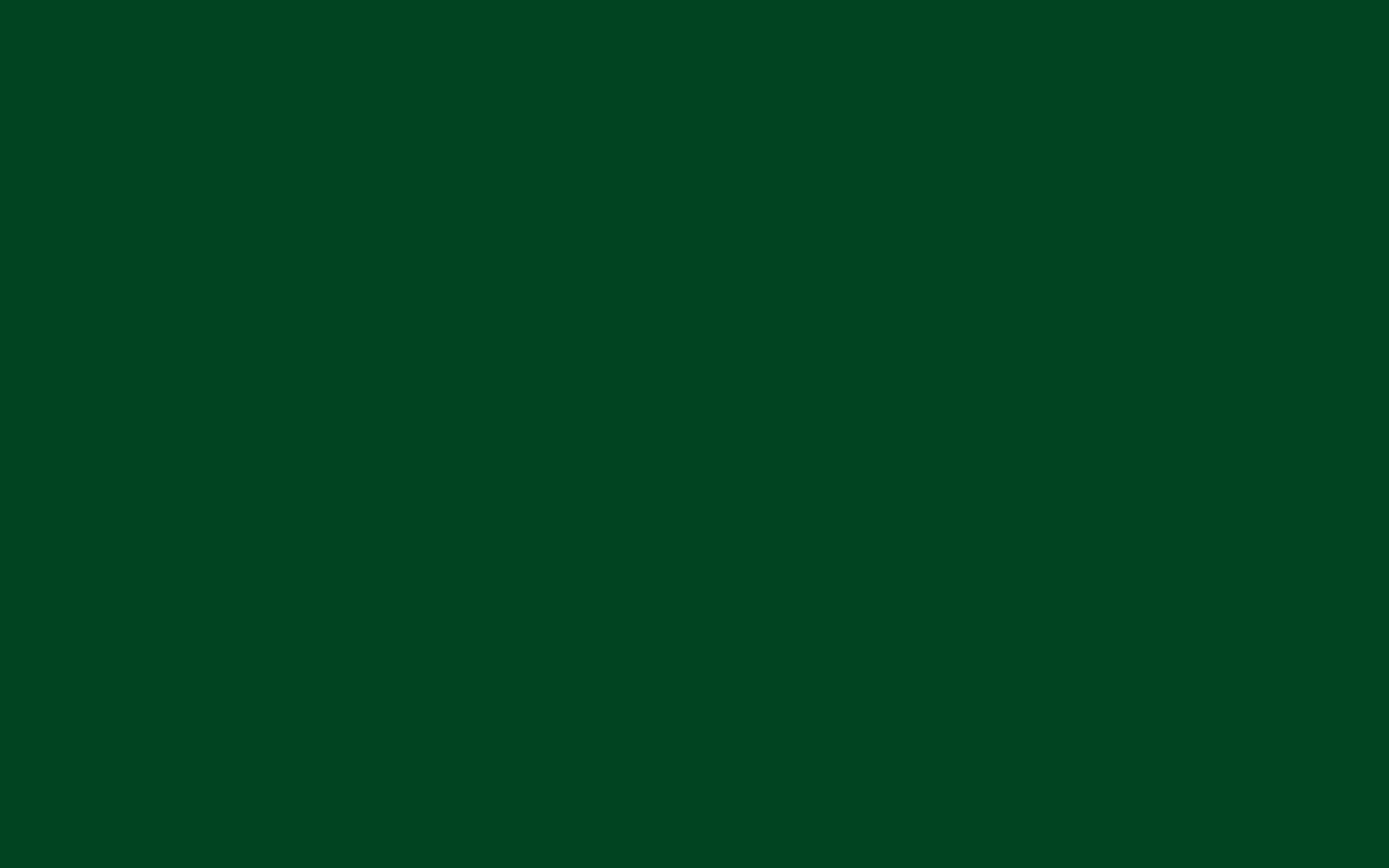 2880x1800  UP Forest Green Solid Color Background