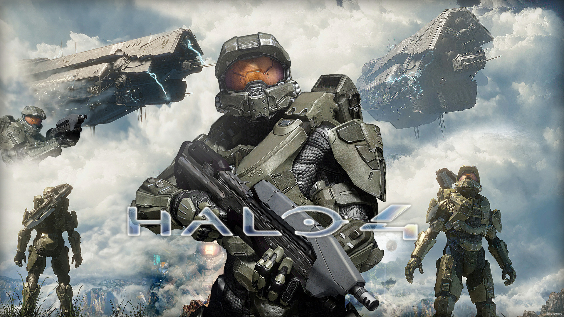 1920x1080 Halo 4 Wallpaper