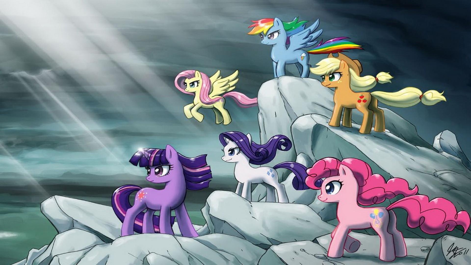 My Little Pony Hd Wallpapers Impremedia Net