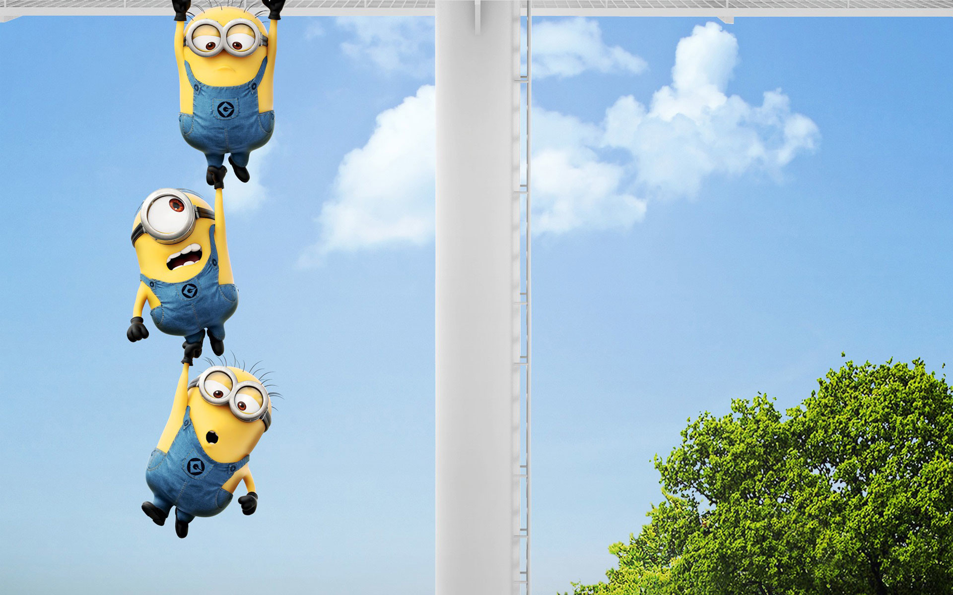 1920x1200 Minions Despicable Me 2 Desktop Wallpapers & Backgrounds