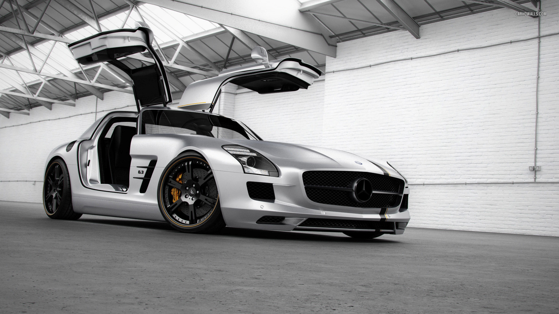1920x1080 ... Mercedes-Benz SLS AMG Wallpaper ...