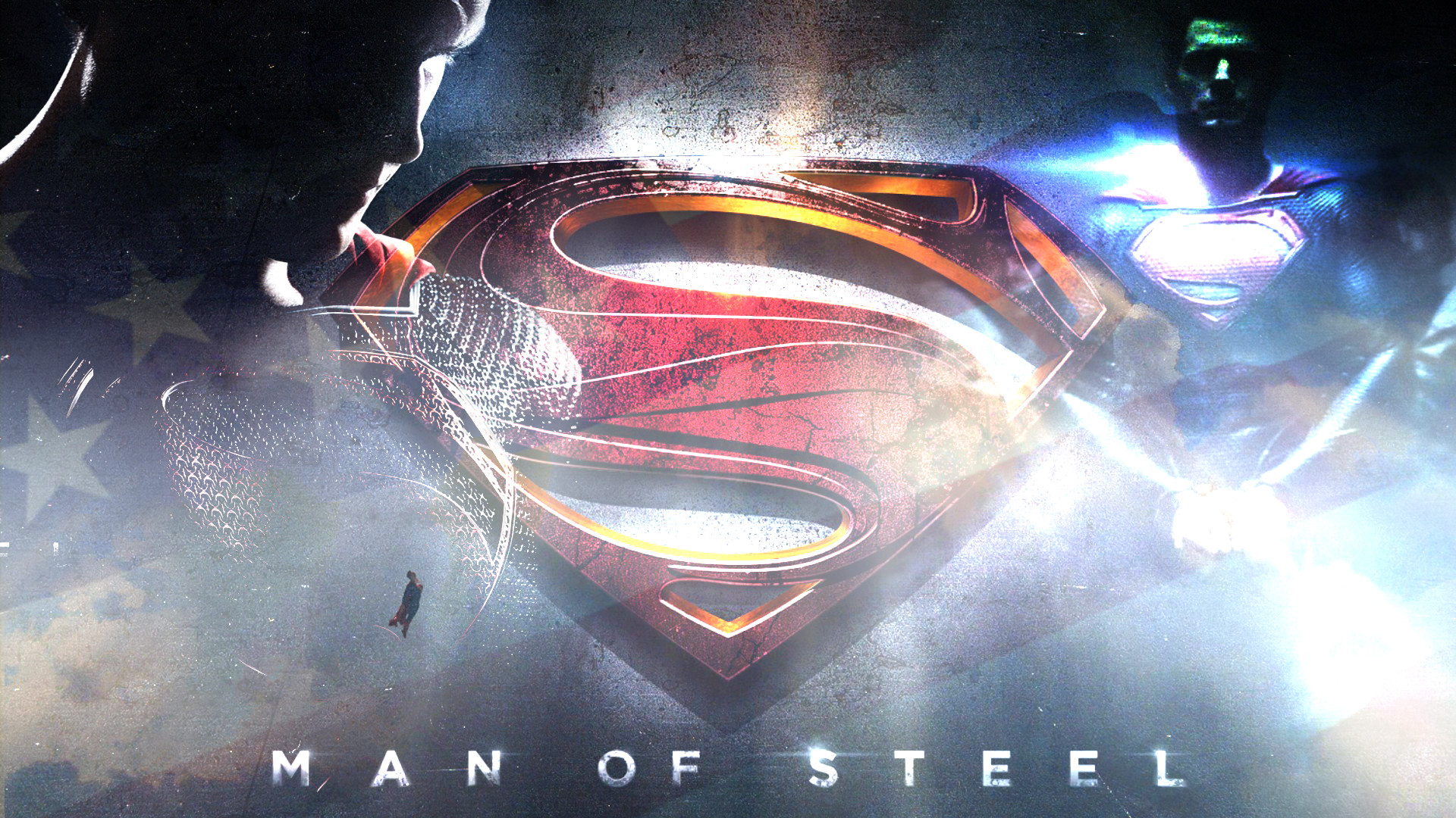 Superman Logo HD Wallpapers 1080p (60+ images)