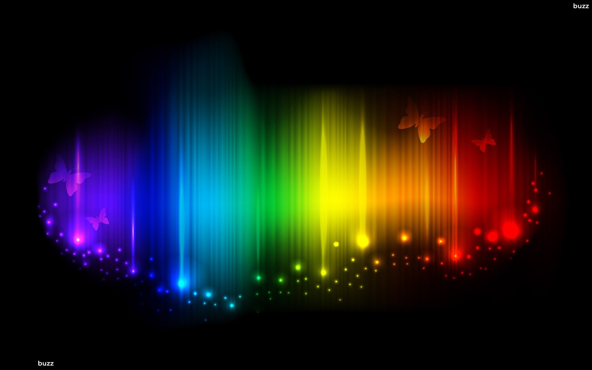 1920x1200 Abstract Backgrounds : The Colours of Rainbow - Rainbow Colors Abstract  Backgrounds 45