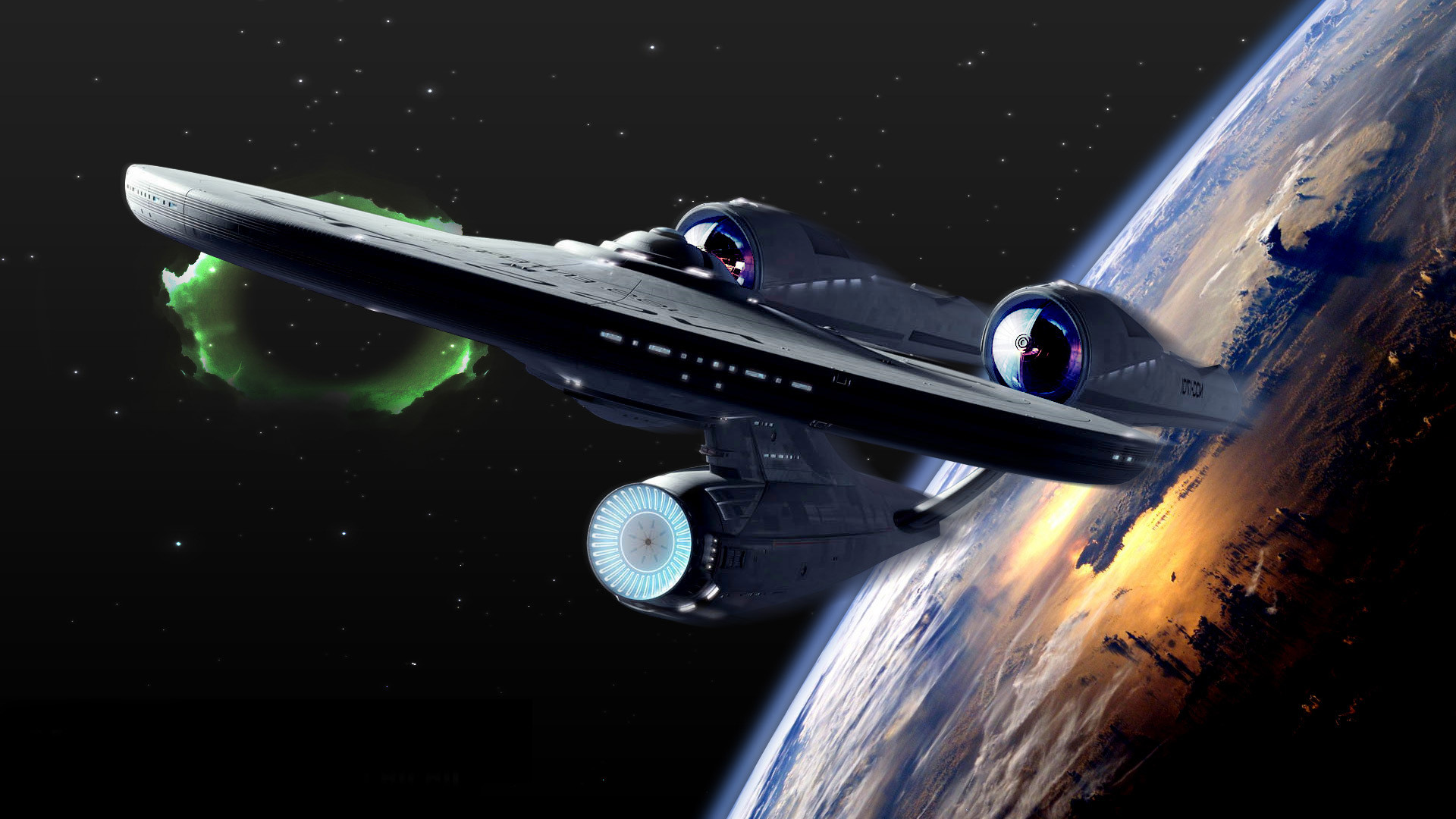 star trek enterprise wallpaper hd (70+ images)