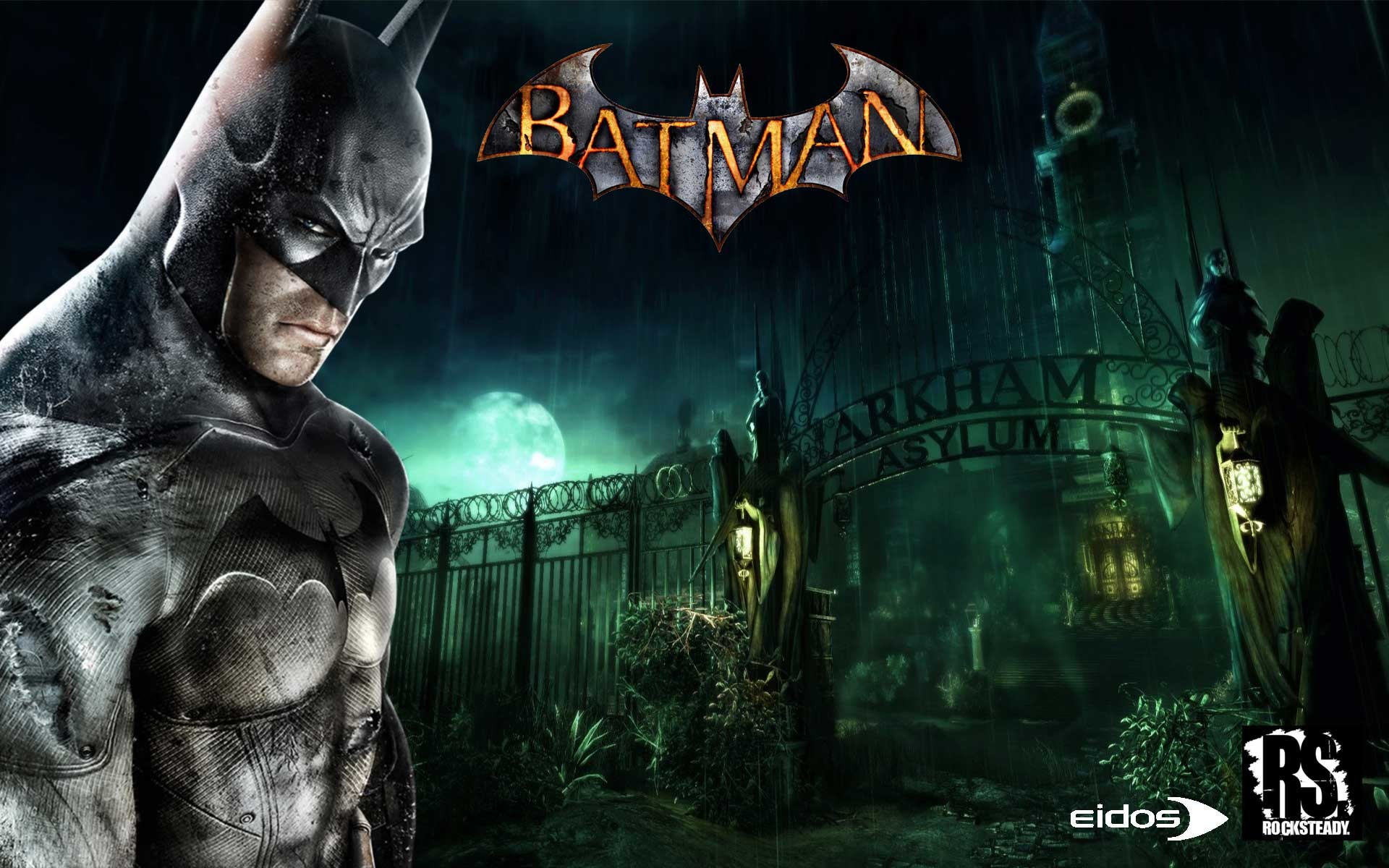 batman arkham asylum wallpaper hd (74+ images)