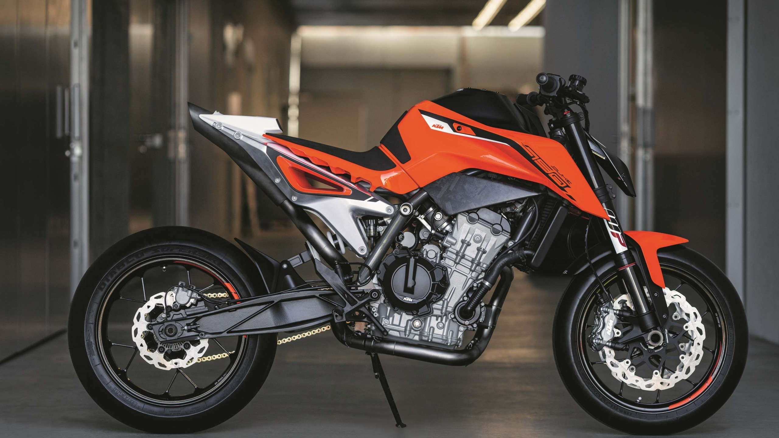 2560x1440 ...  Wallpaper KTM 790 Duke, Prototype, 2017, HD, Automotive  Bikes, #