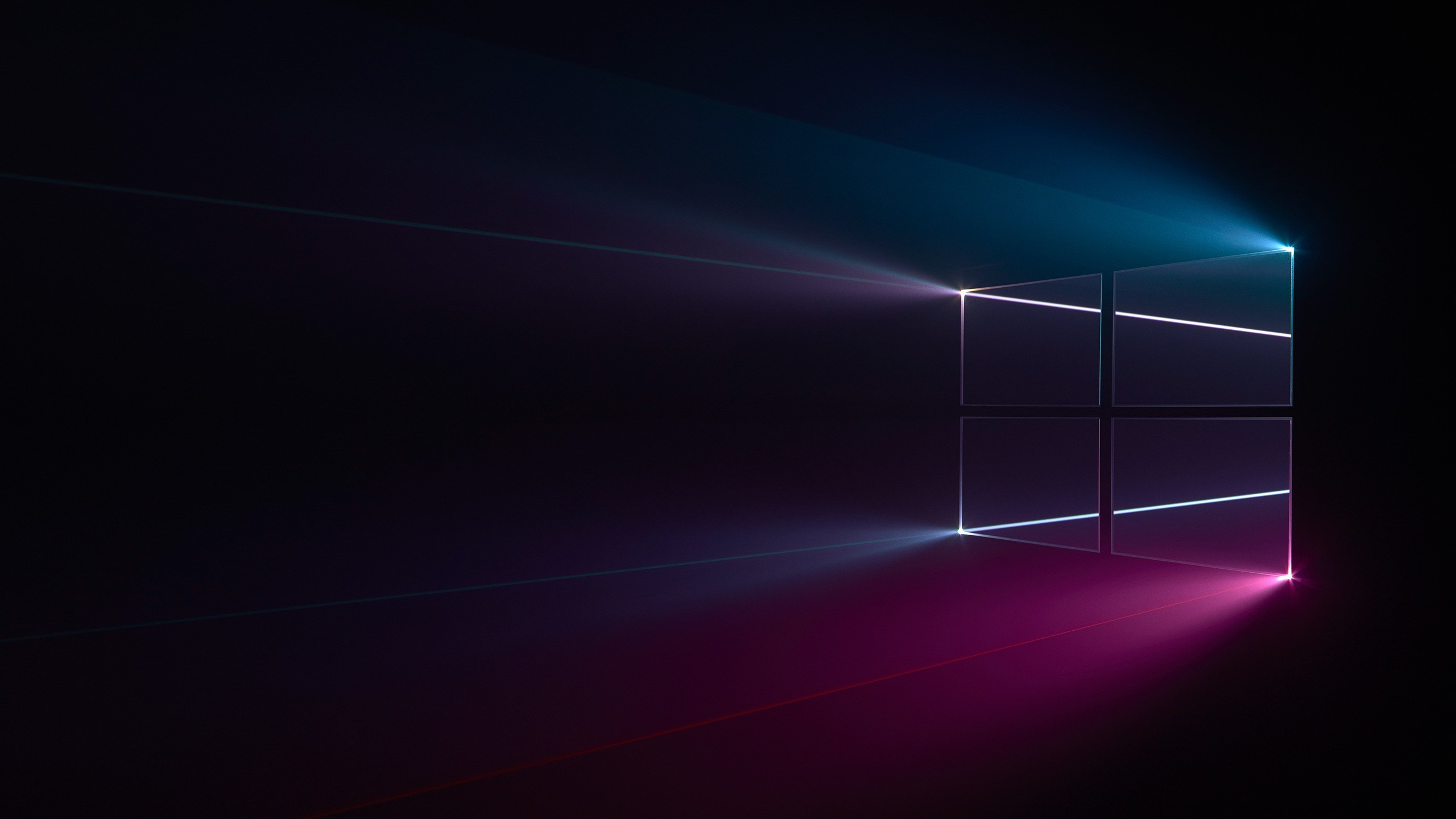 2560x1440 Technology / Windows 10 Wallpaper