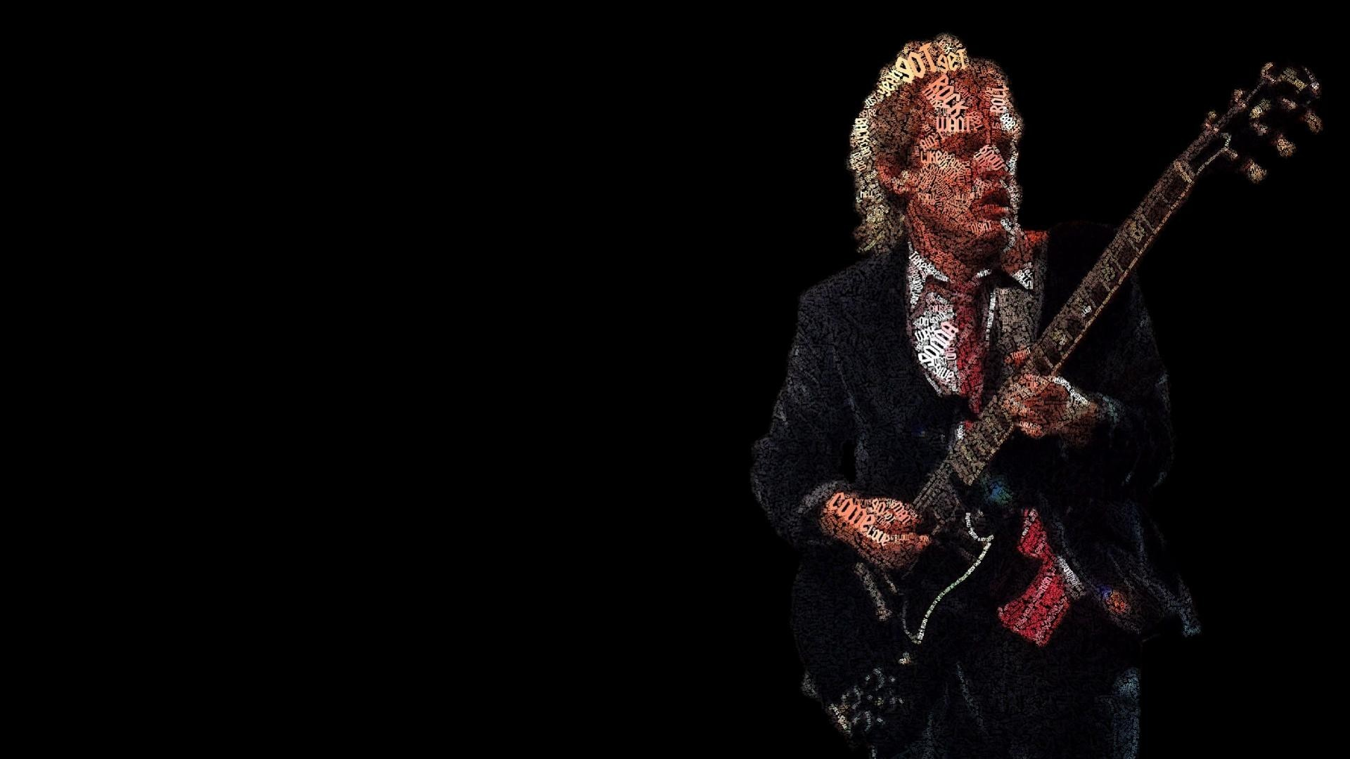 1920x1080 ACDC Angus Young
