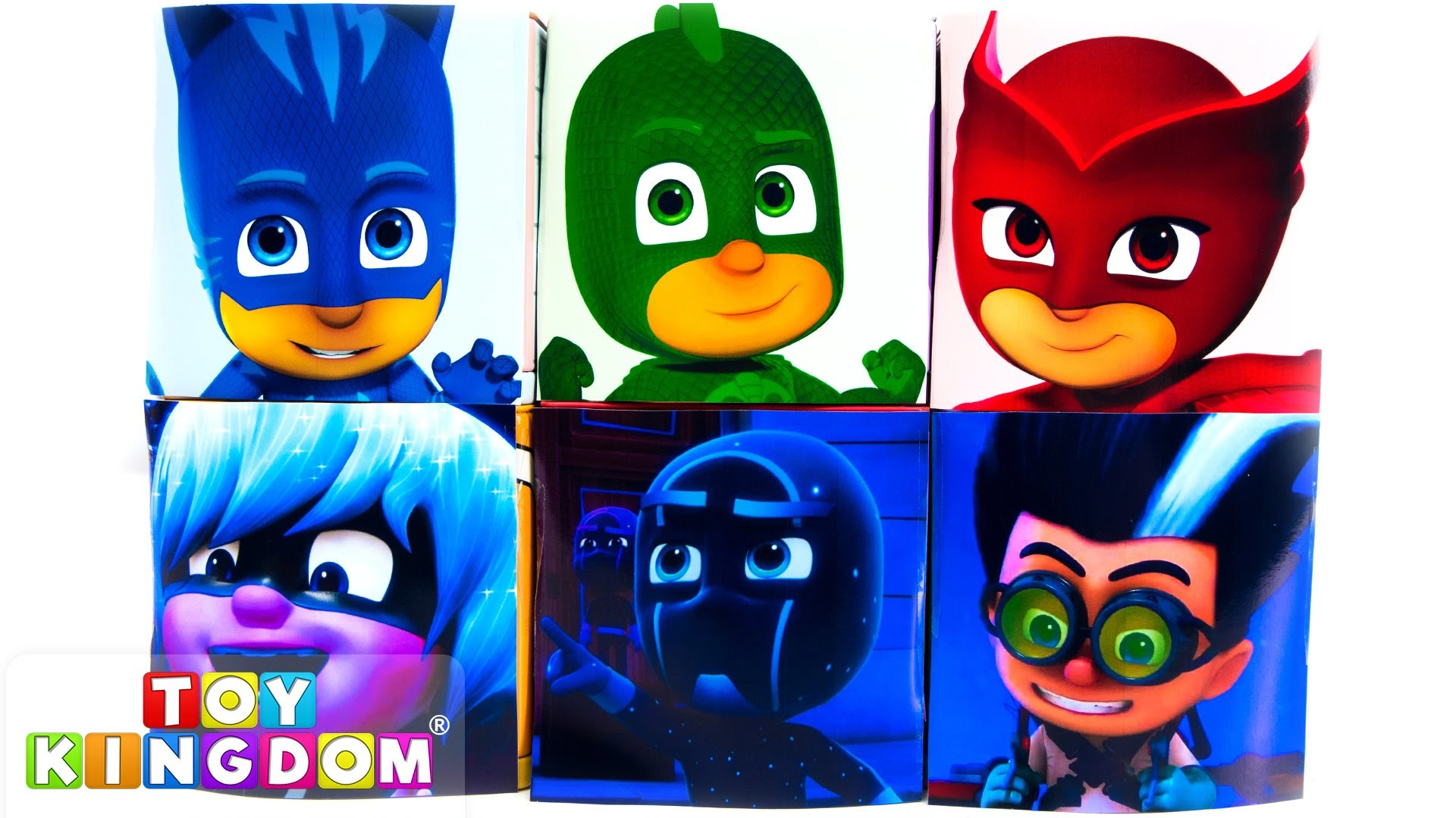 Pj Masks Wallpapers 87 Images