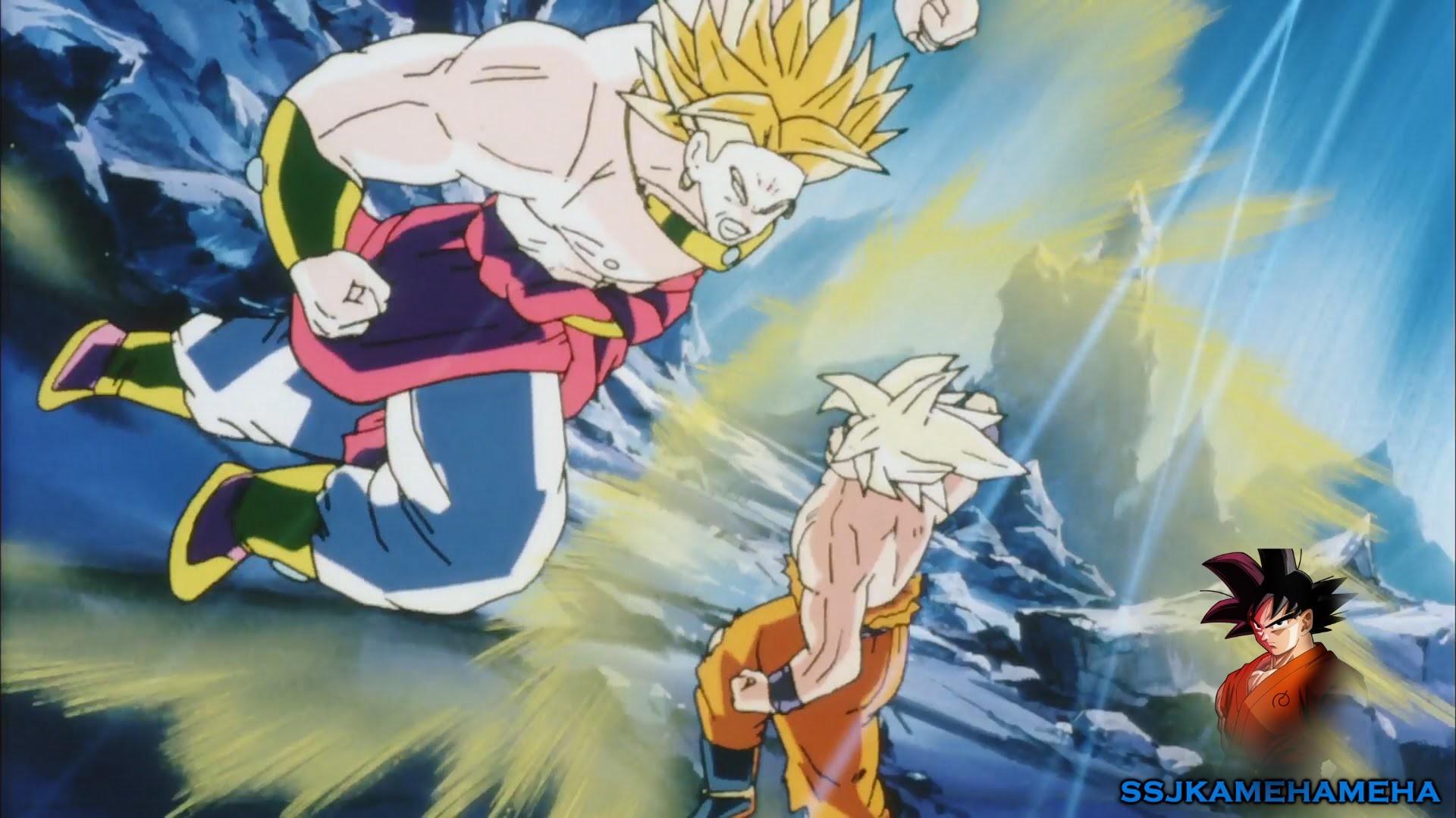 Goku Vs Broly Wallpaper (61+ Images