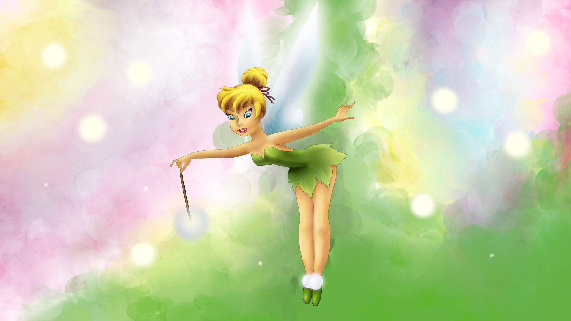 1920x1080 Fairy Rescue Fly Hd Wallpaper for Desktop and Tinker Bell px