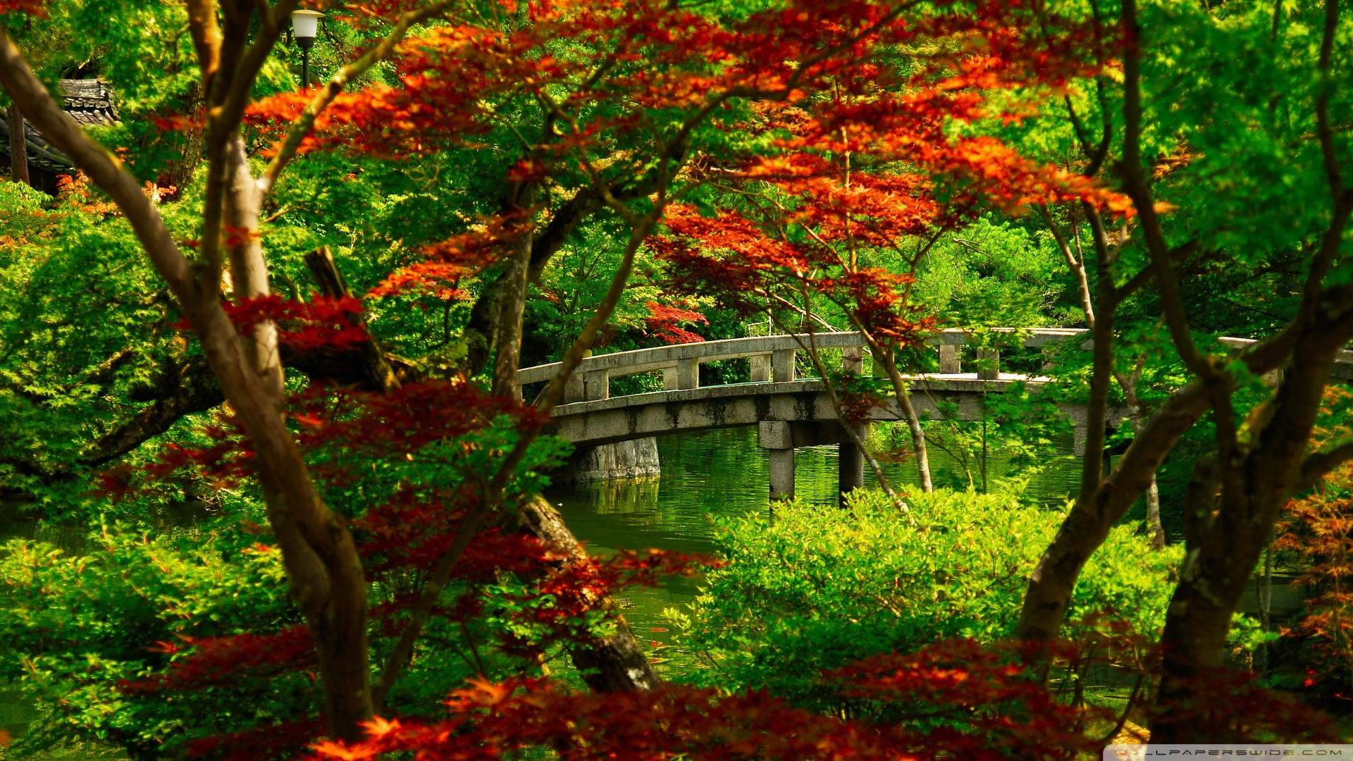 Japanese Garden Hd Wallpaper 57 Images