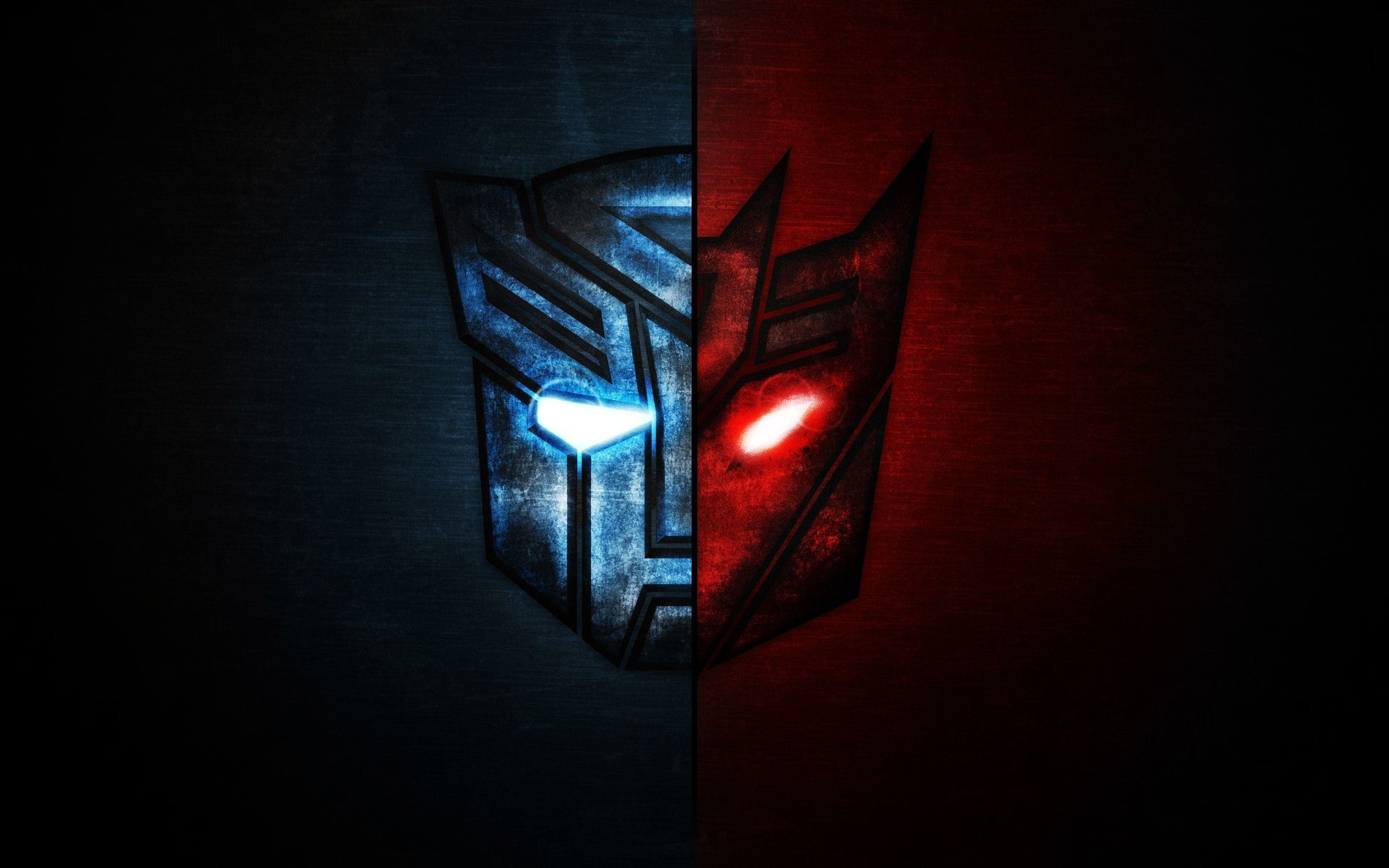 1920x1200 ... Autobots, Decepticons and Transformers Logos iPad Wallpapers .