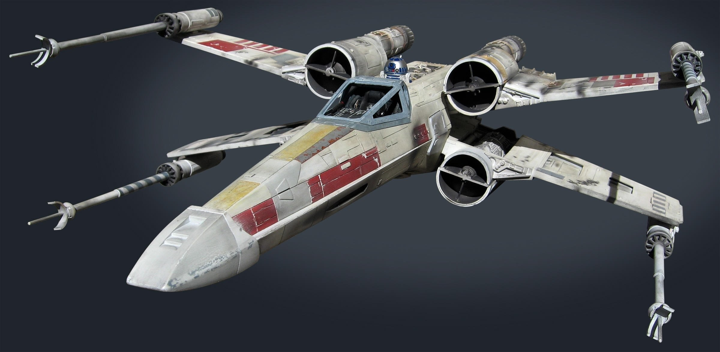 2400x1175 STAR WARS X -WING spaceship futuristic space sci-fi xwing wallpaper |   | 811208 | WallpaperUP