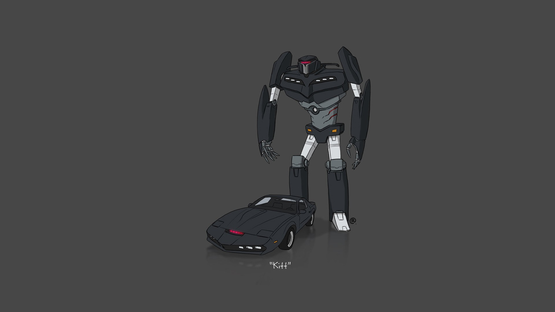 1920x1080 car, Transformers, Minimalism, K.I.T.T., Pontiac, Knight Rider Wallpapers  HD / Desktop and Mobile Backgrounds