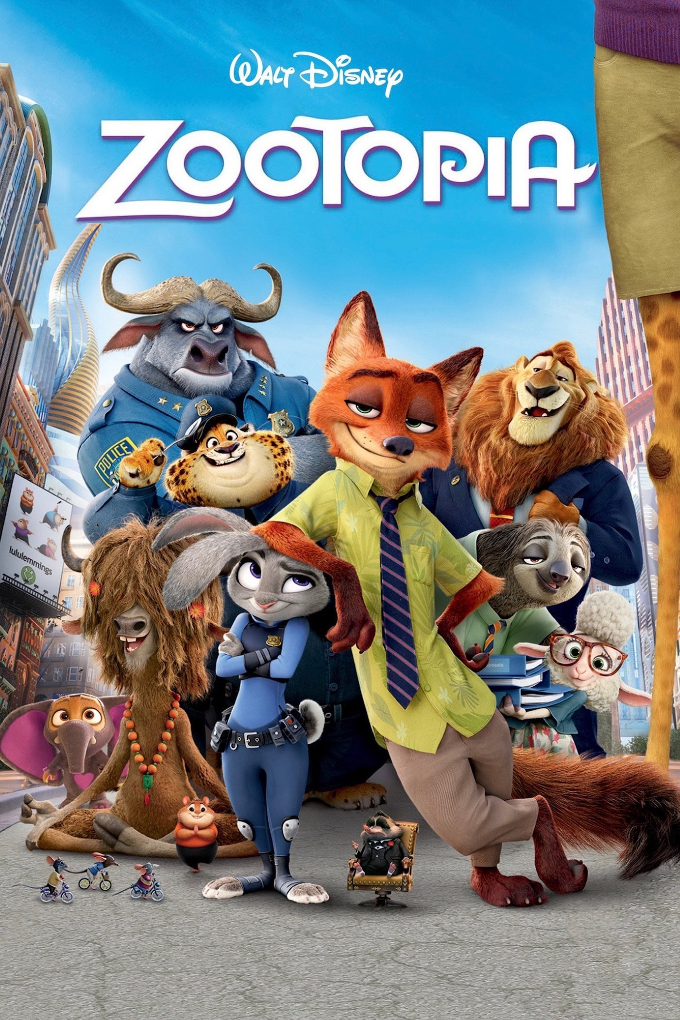 1400x2100 Watch> Zootopia <Full Movie Online Free [Mega@Streaming] & Download HD