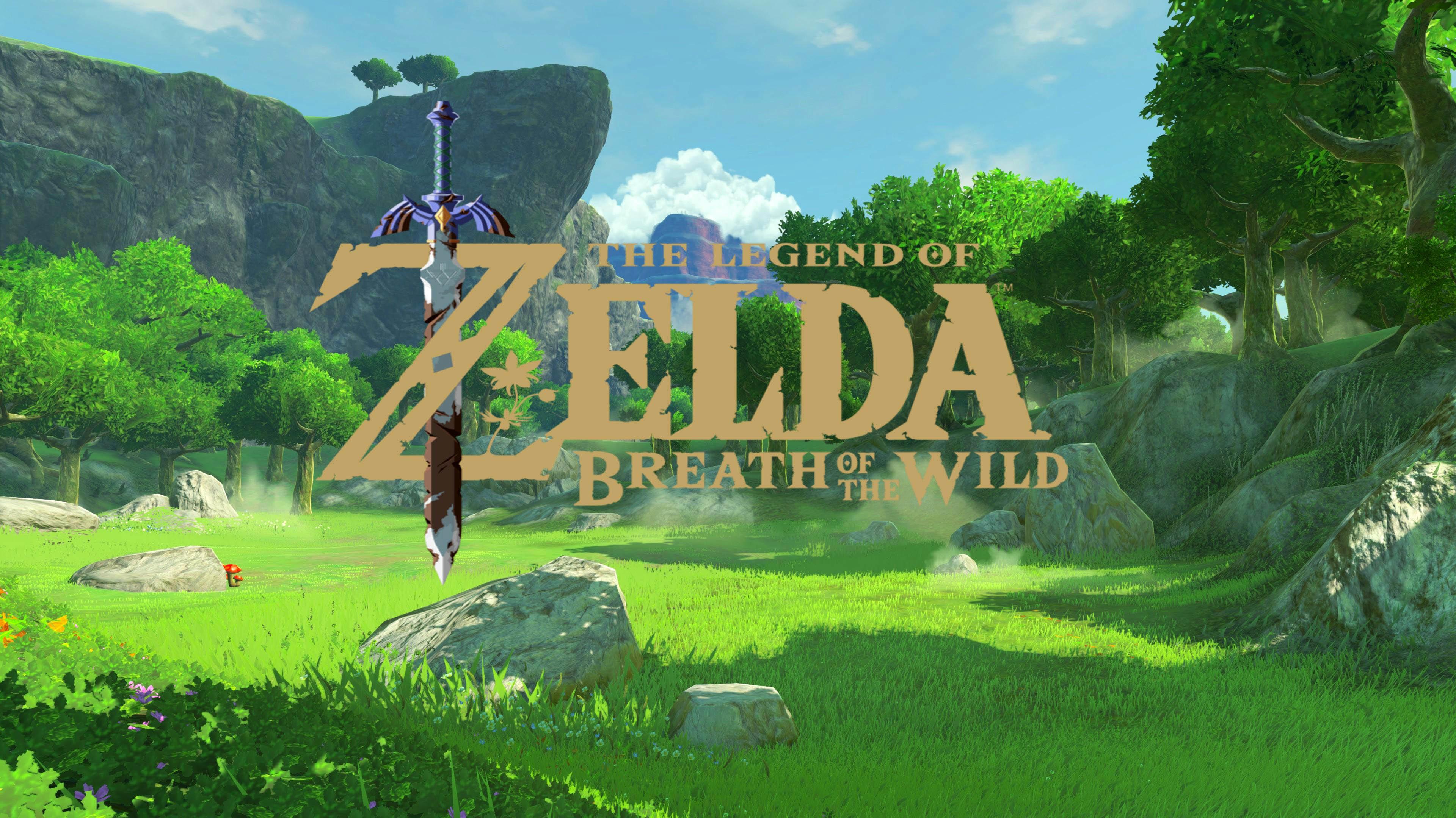 Zelda Wallpaper Breath Of The Wild: Zelda 4K Wallpaper (67+ Images