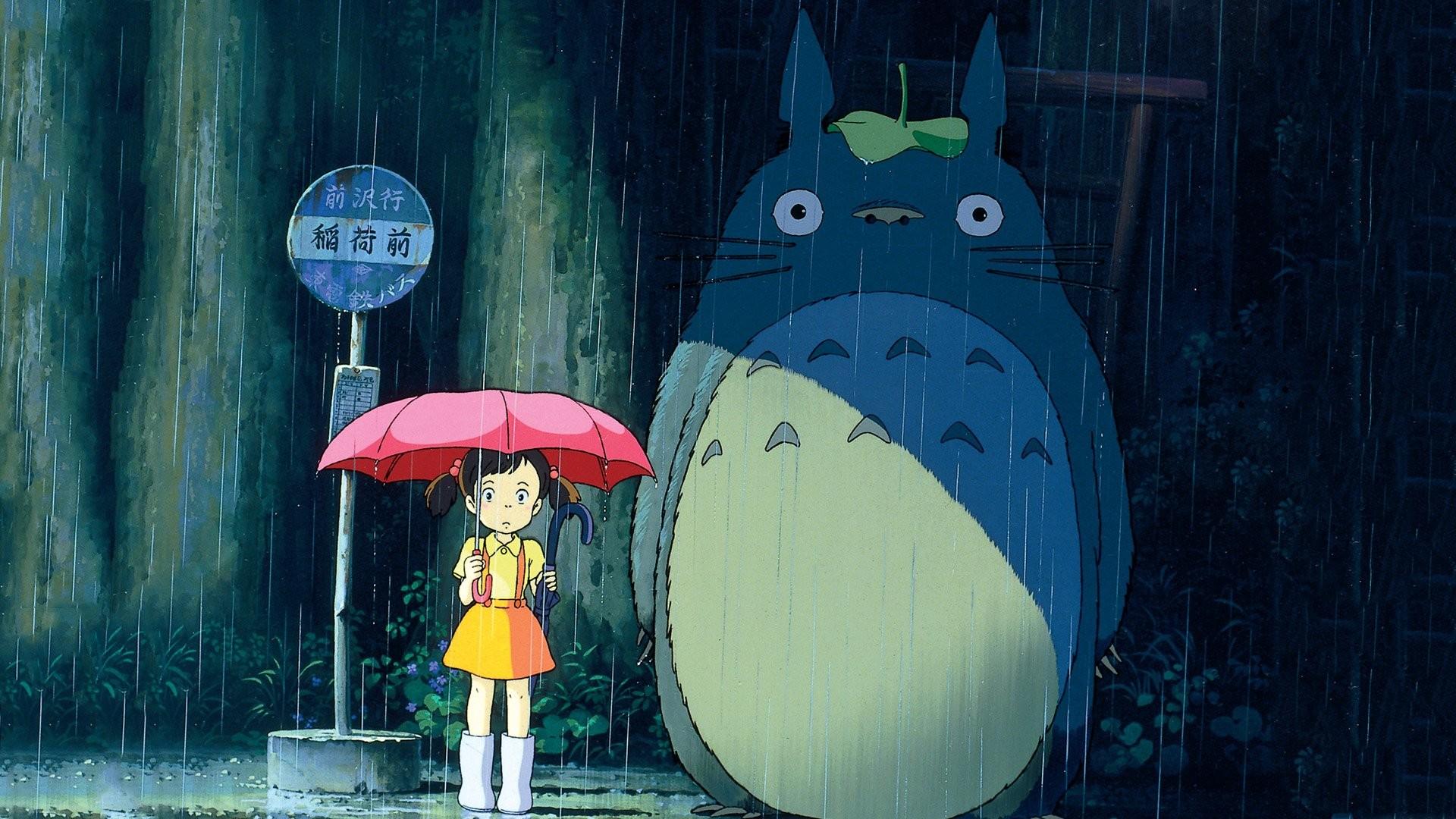 Totoro Wallpaper HD (62  images)