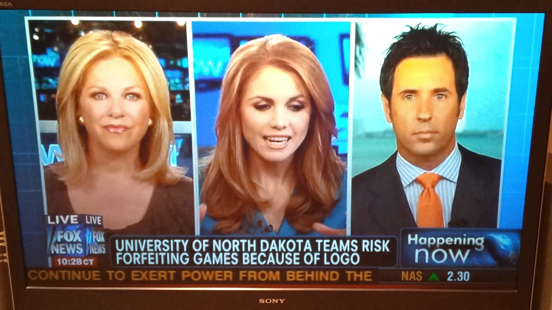 1920x1080 Fighting Sioux Nickname Story on Fox News