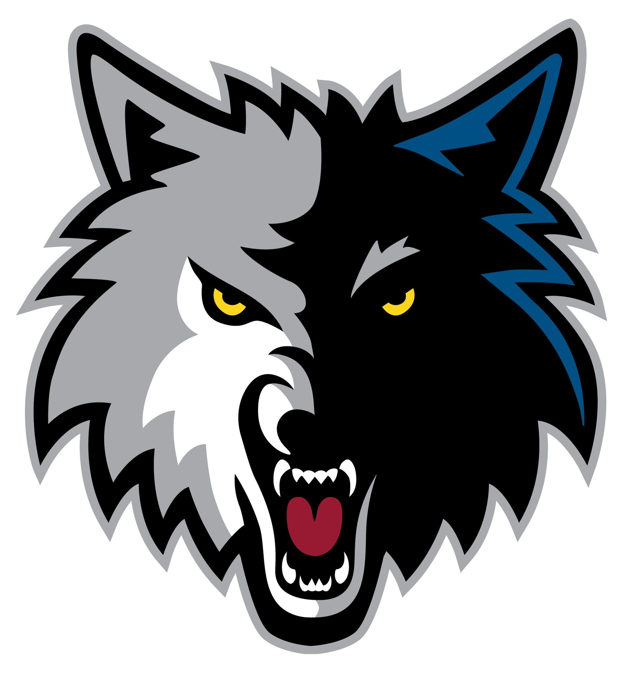 2060x2213 Download minnesota timberwolves logo wallpaper