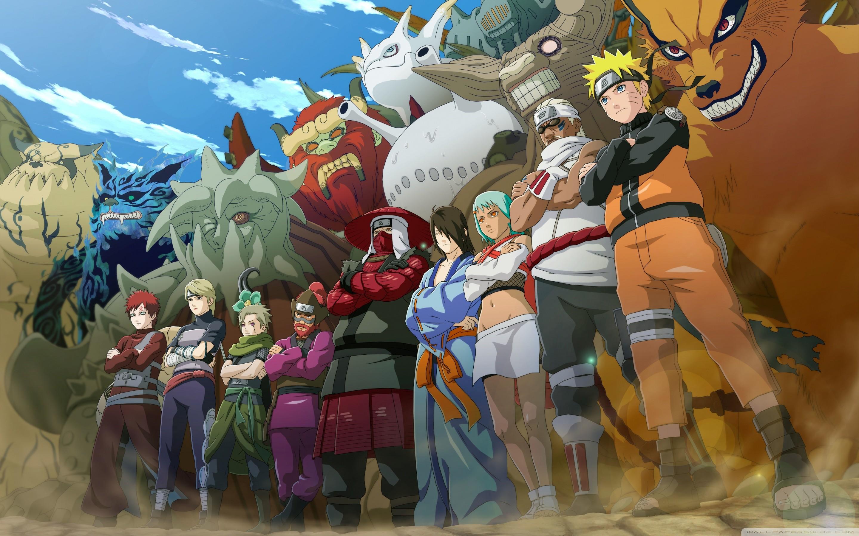 Naruto Characters Wallpaper 72 Images