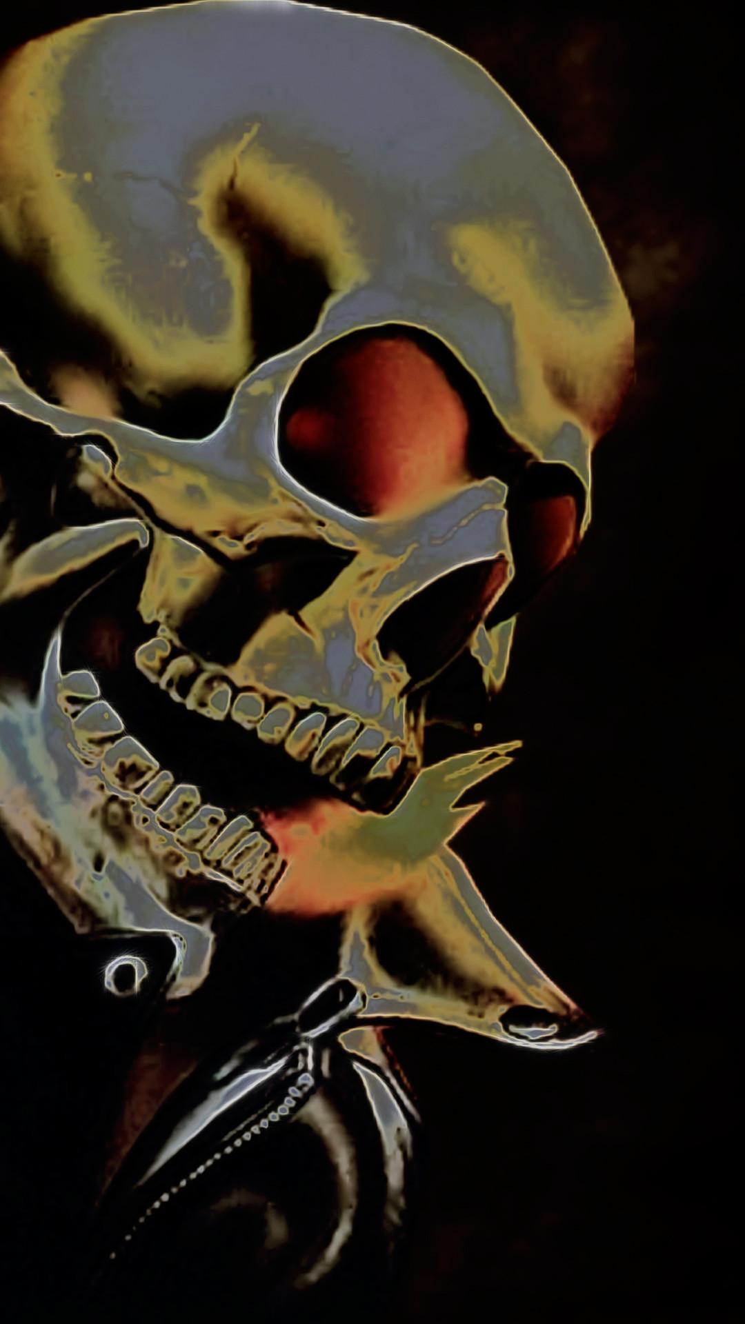 Ghost Rider Background...