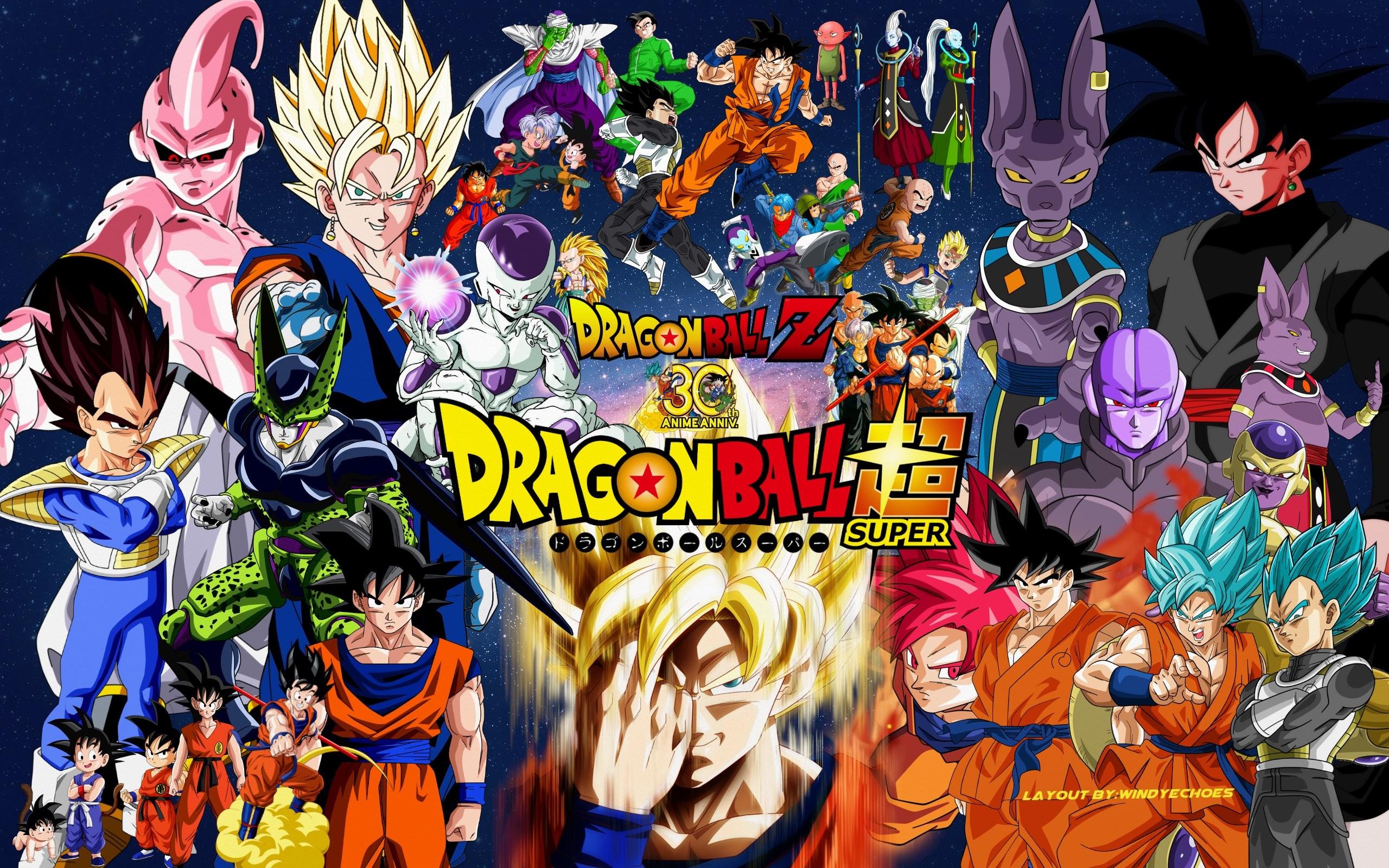 Ps4 dragon ball super wallpaper