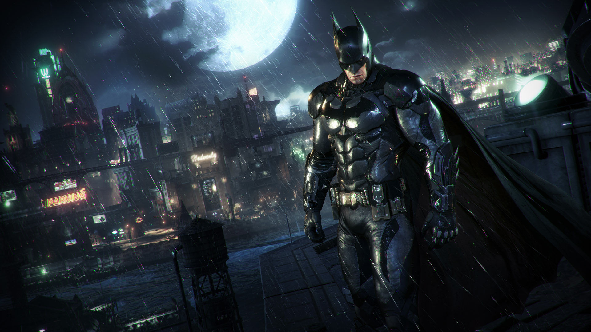 1920x1080 Batman Arkham Knight screenshot