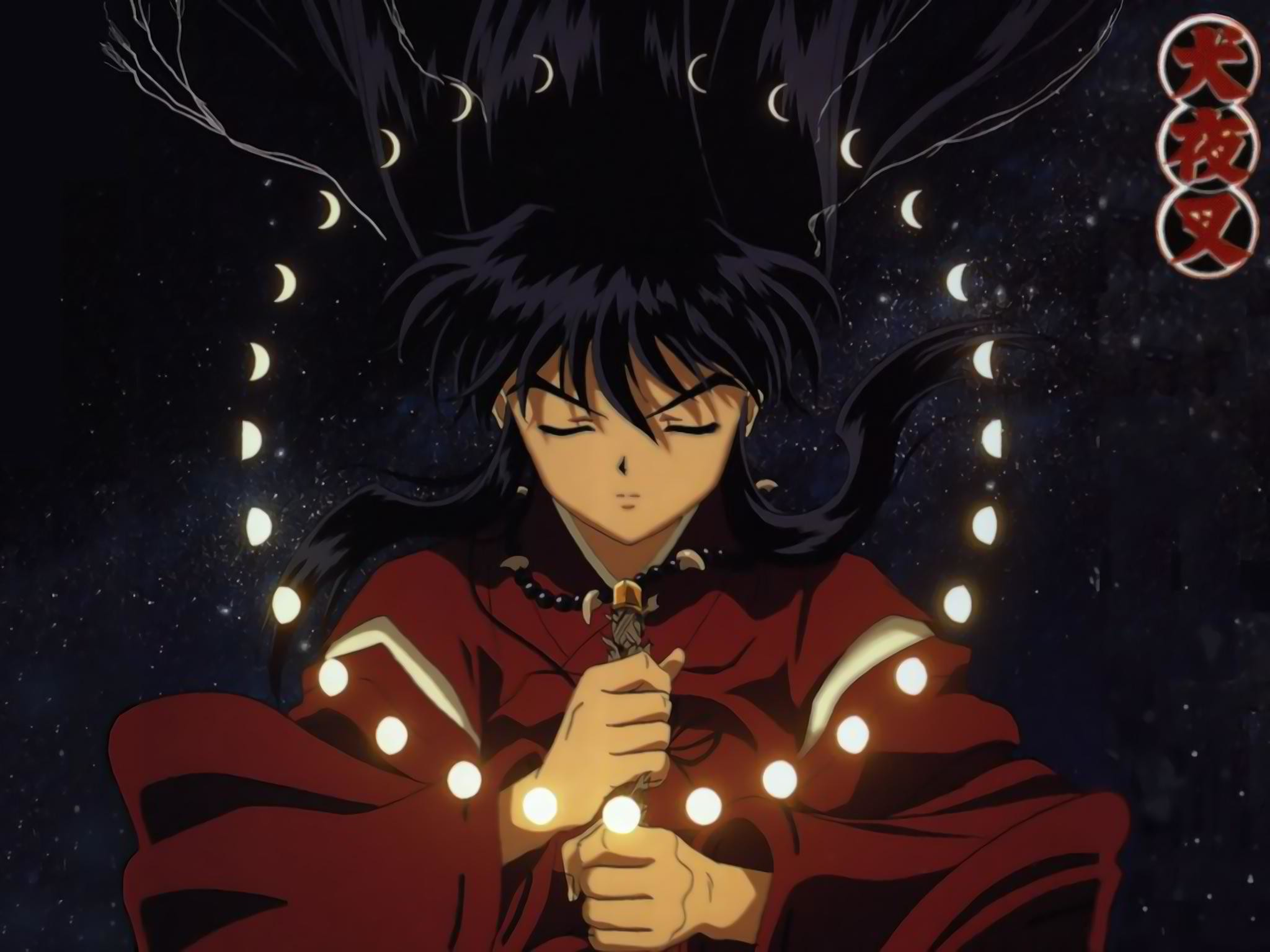2048x1536 Human Inuyasha (wallpaper sized) ...