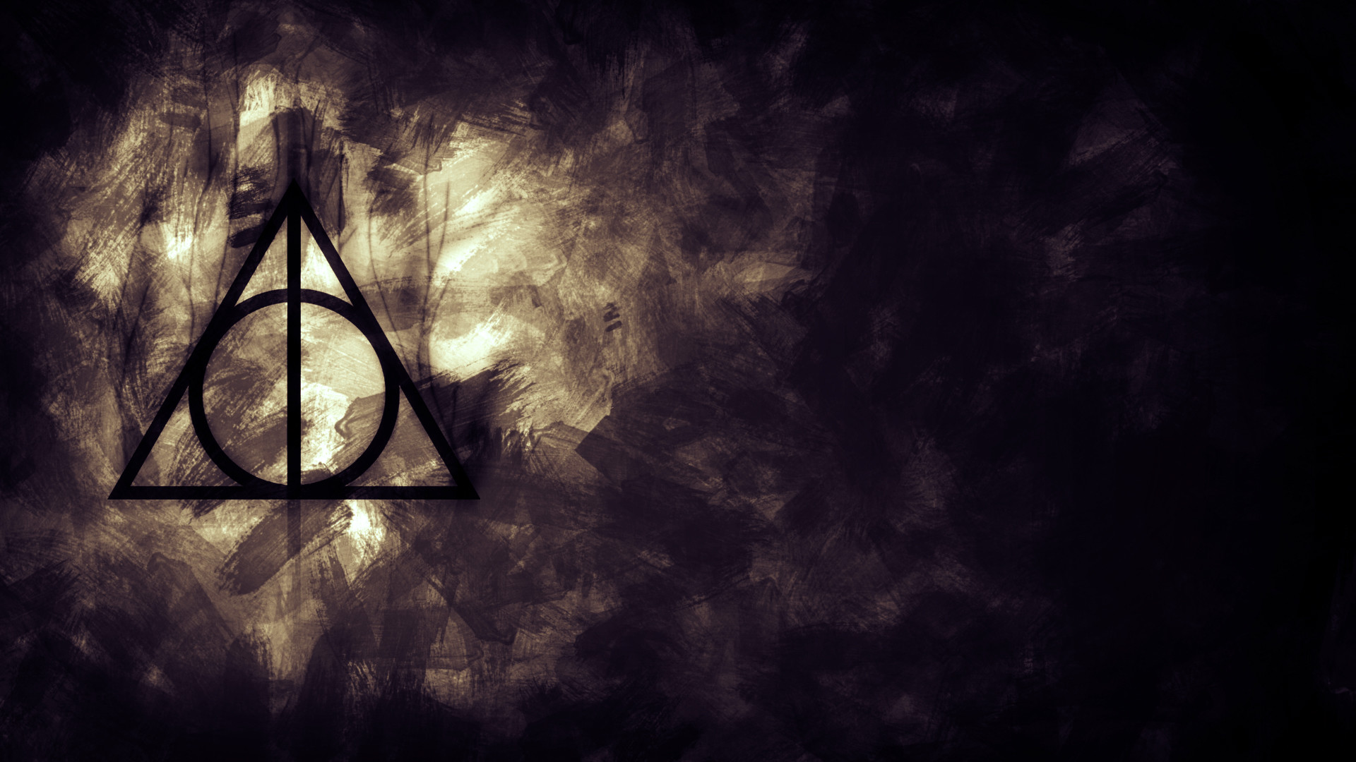 Deathly Hallows Symbol Wallpaper (56+ Images
