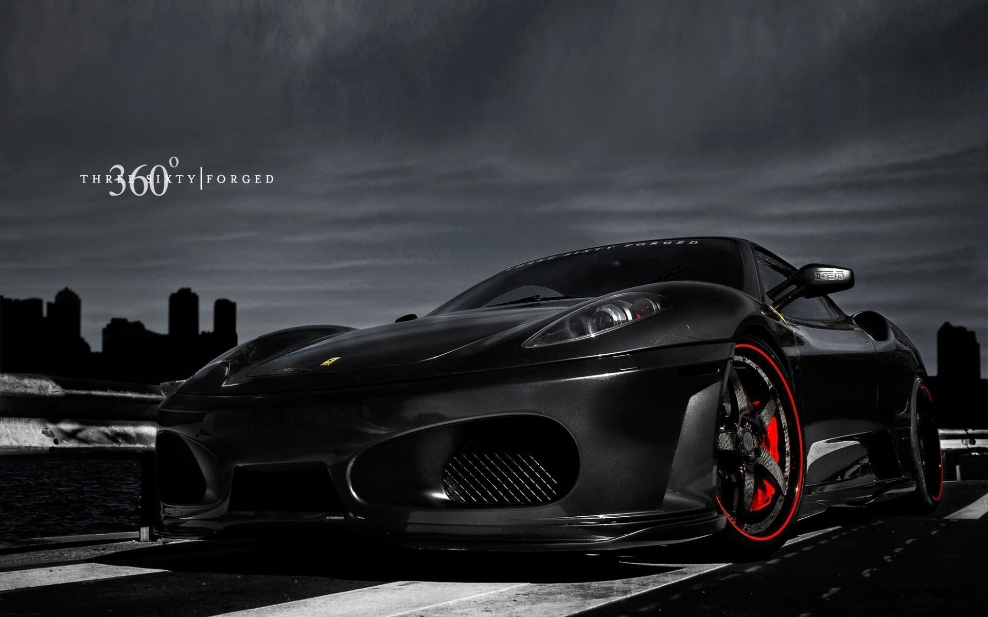 Related Images To Wallpaper Black Sports Cars