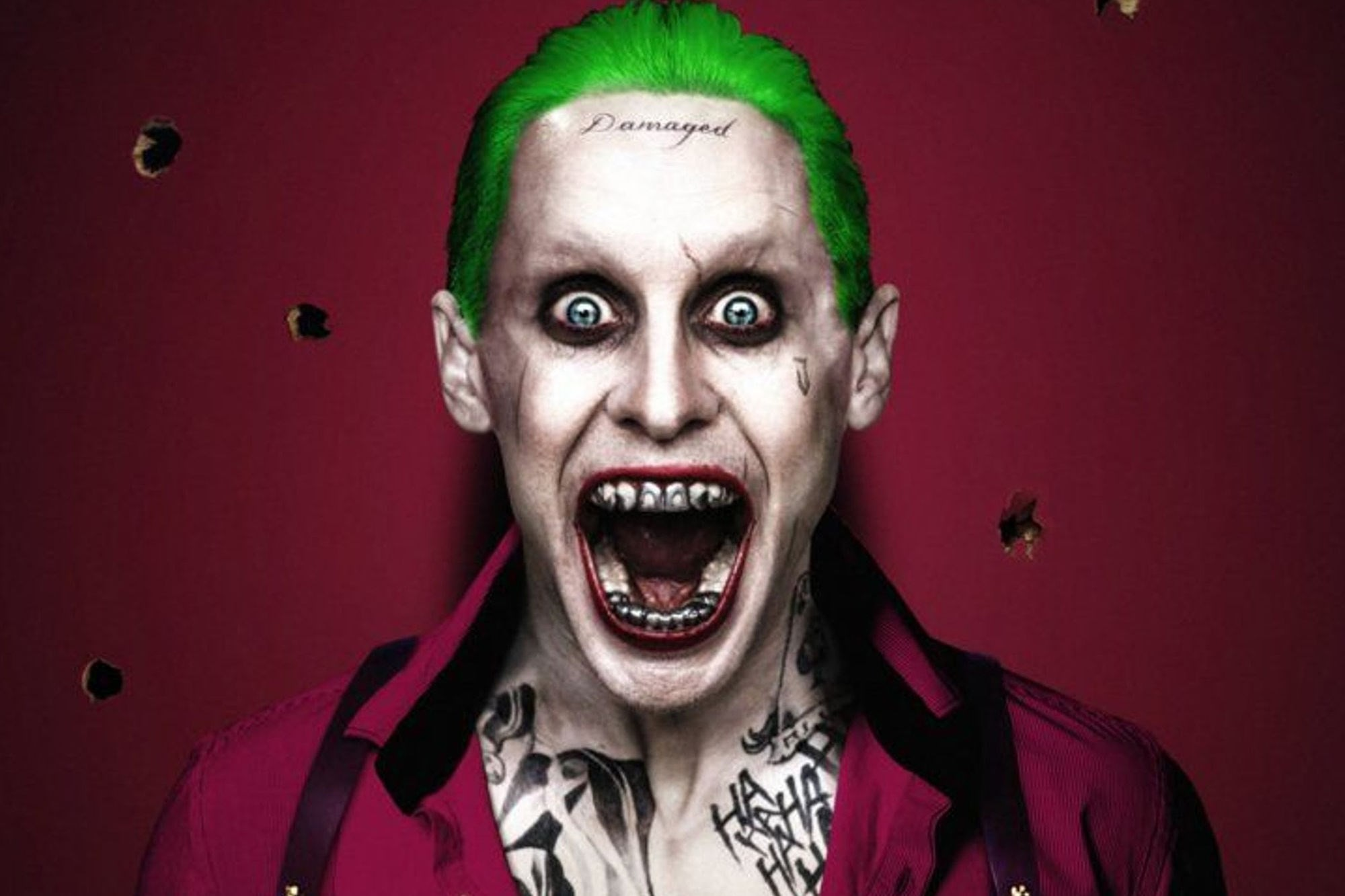 2000x1333 joker suicide squad wallpapers hd