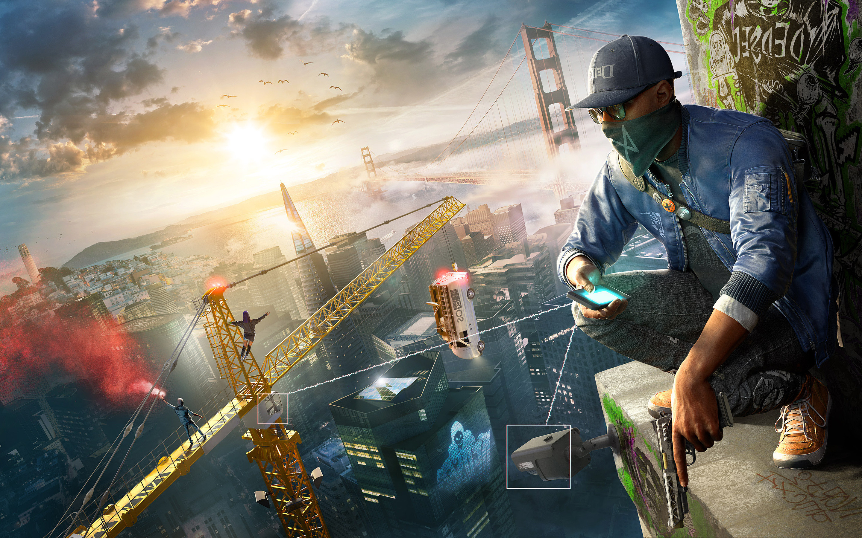 Pictures Of Watch Dogs 2: Watch Dogs 2 Wallpapers (77+ Images