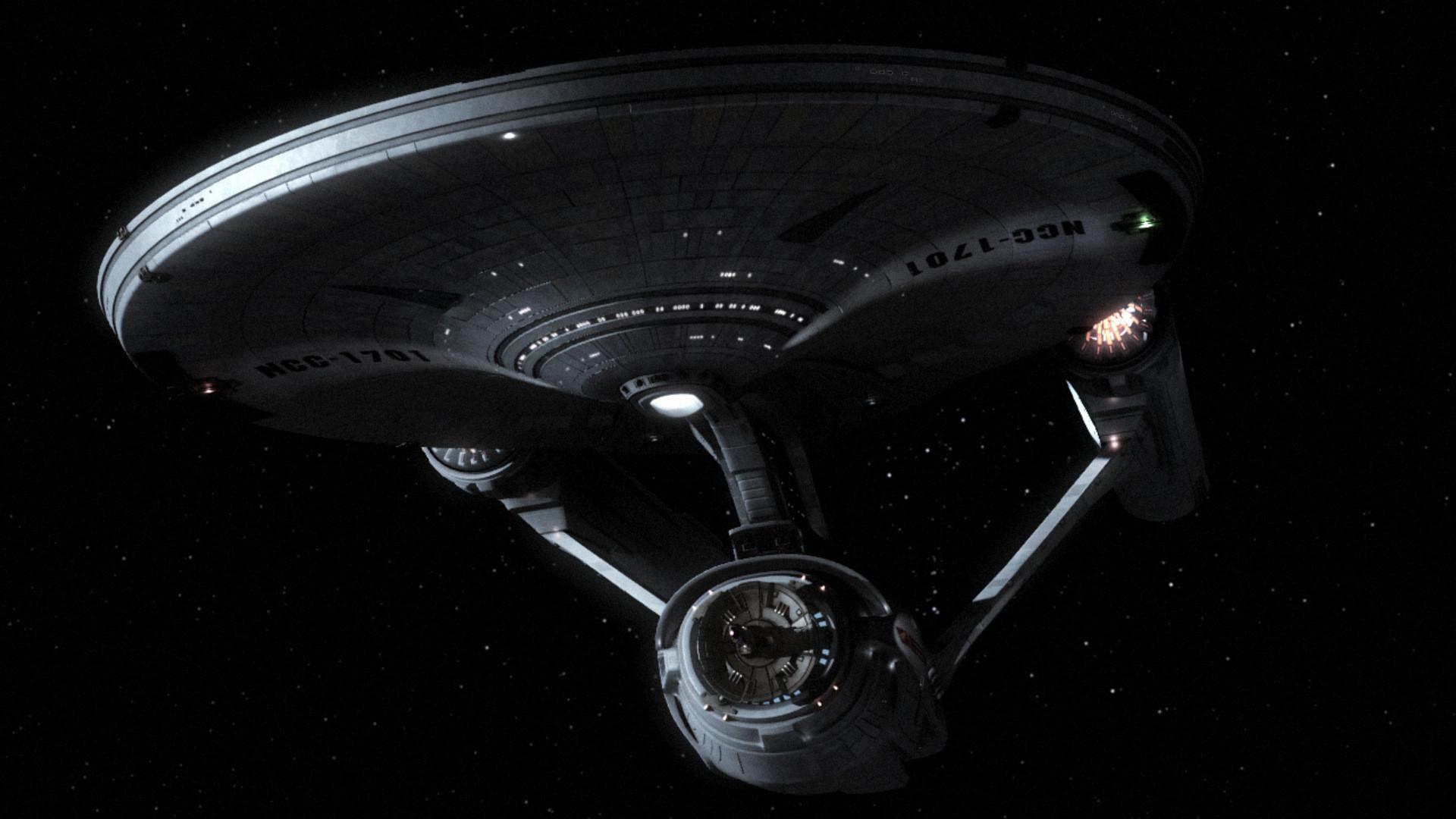 Star Trek Ship Wallpapers: Star Trek Uss Enterprise Wallpaper (66+ Images