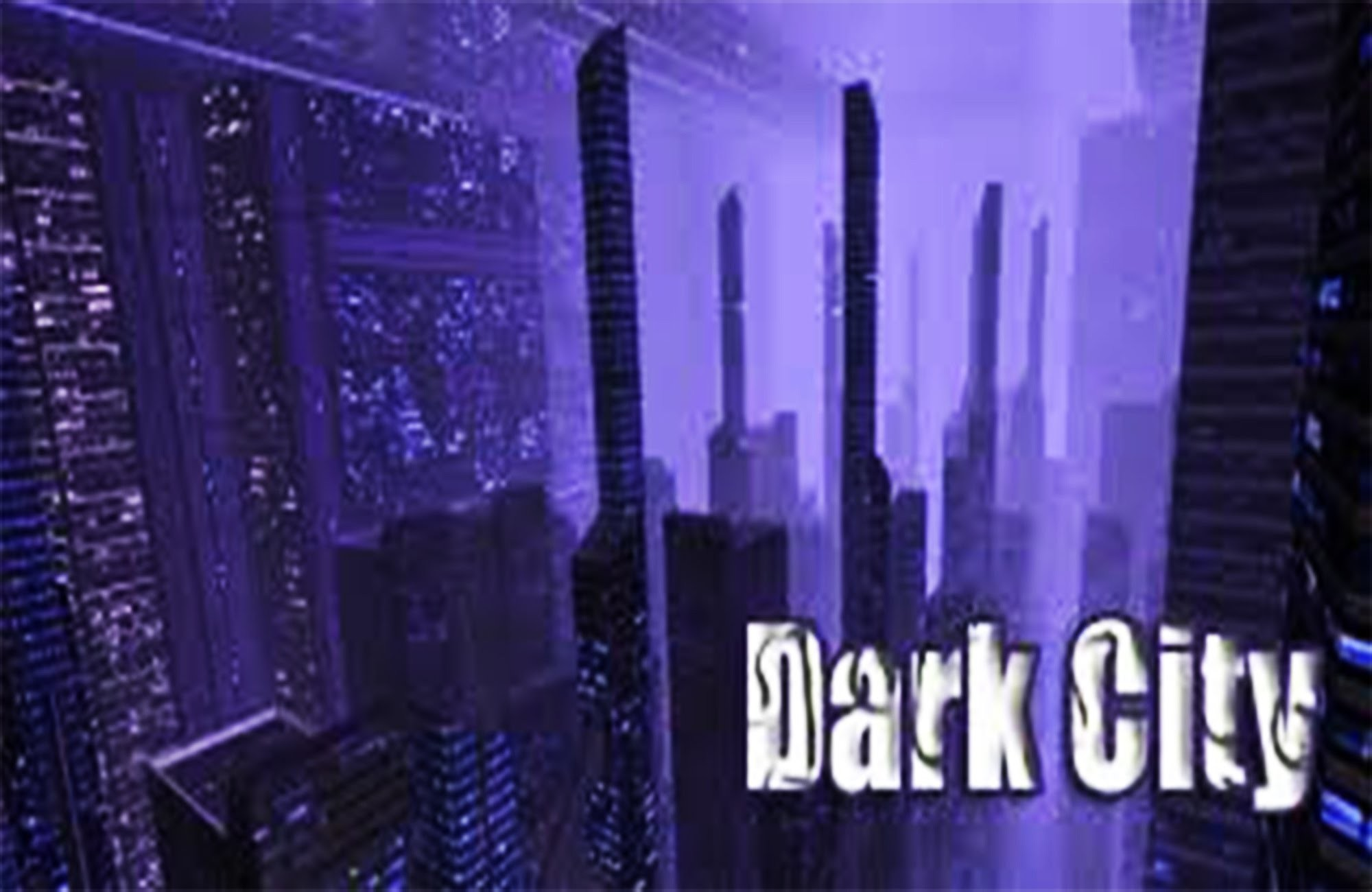 2000x1300 3D LIVE WALLPAPER - DARK CITY ----FENOMENALNI 3D WALLPAPER !!!