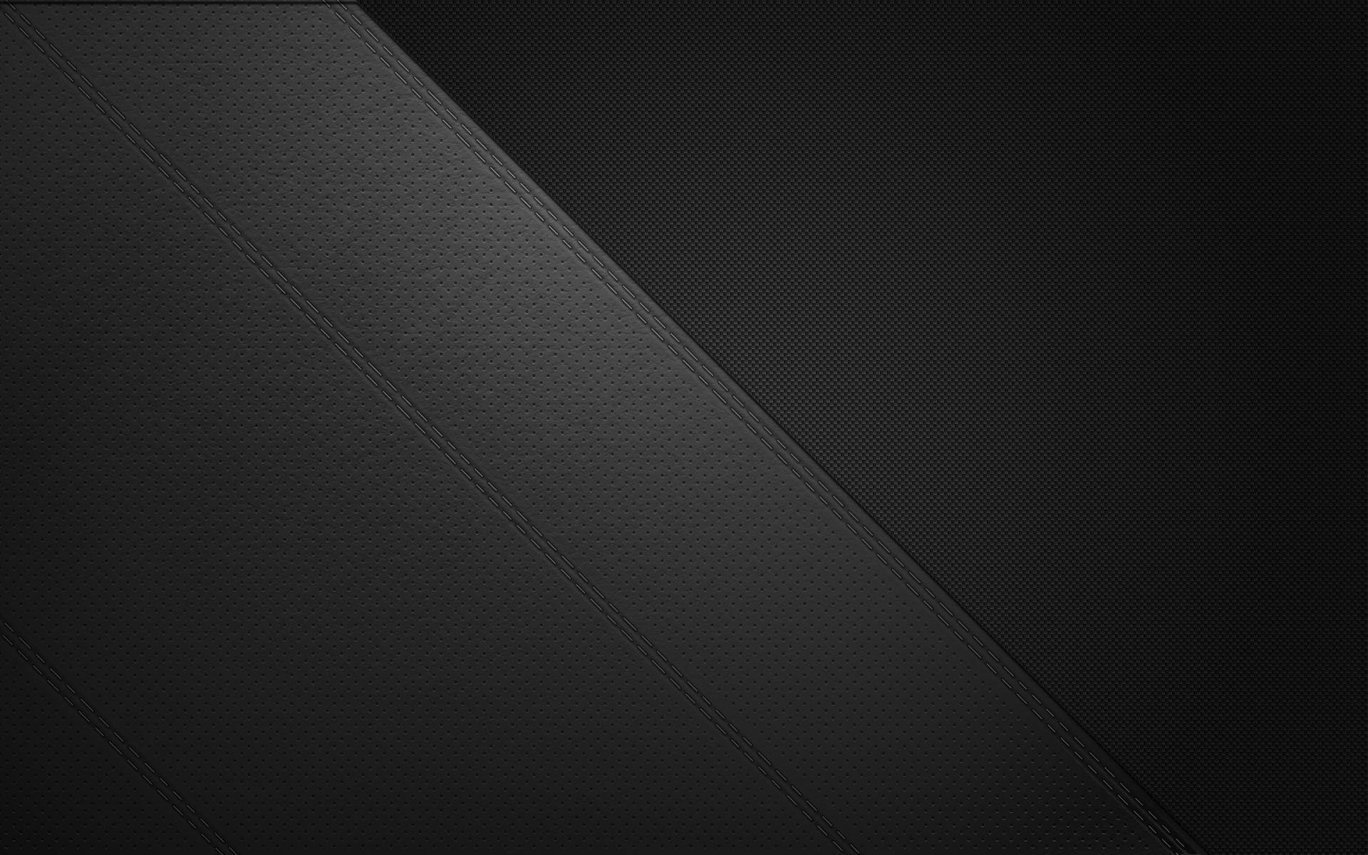 1920x1200 Simple Abstract Black Wallpaper