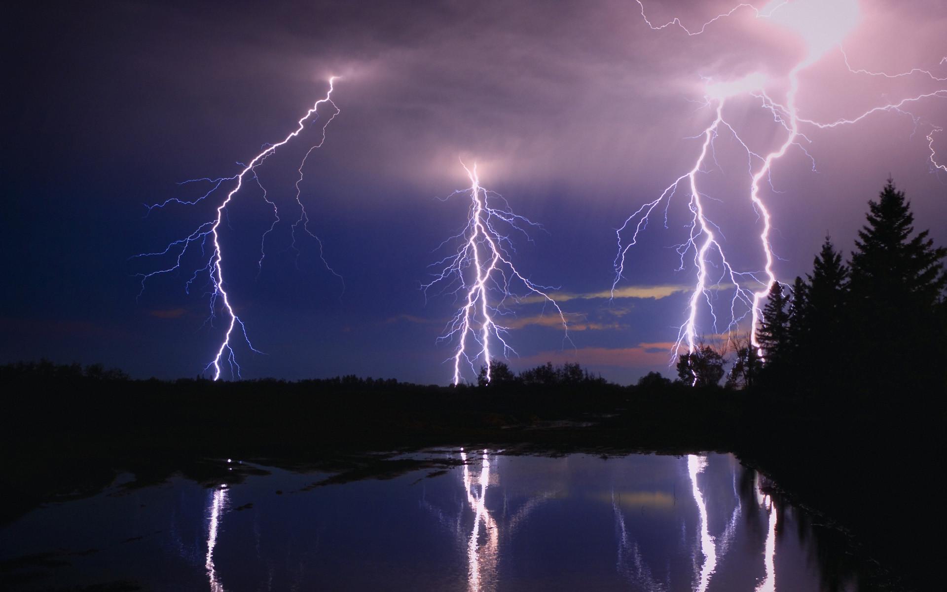 Volcanic lightning wallpaper 64 images - Lightning wallpaper 4k ...