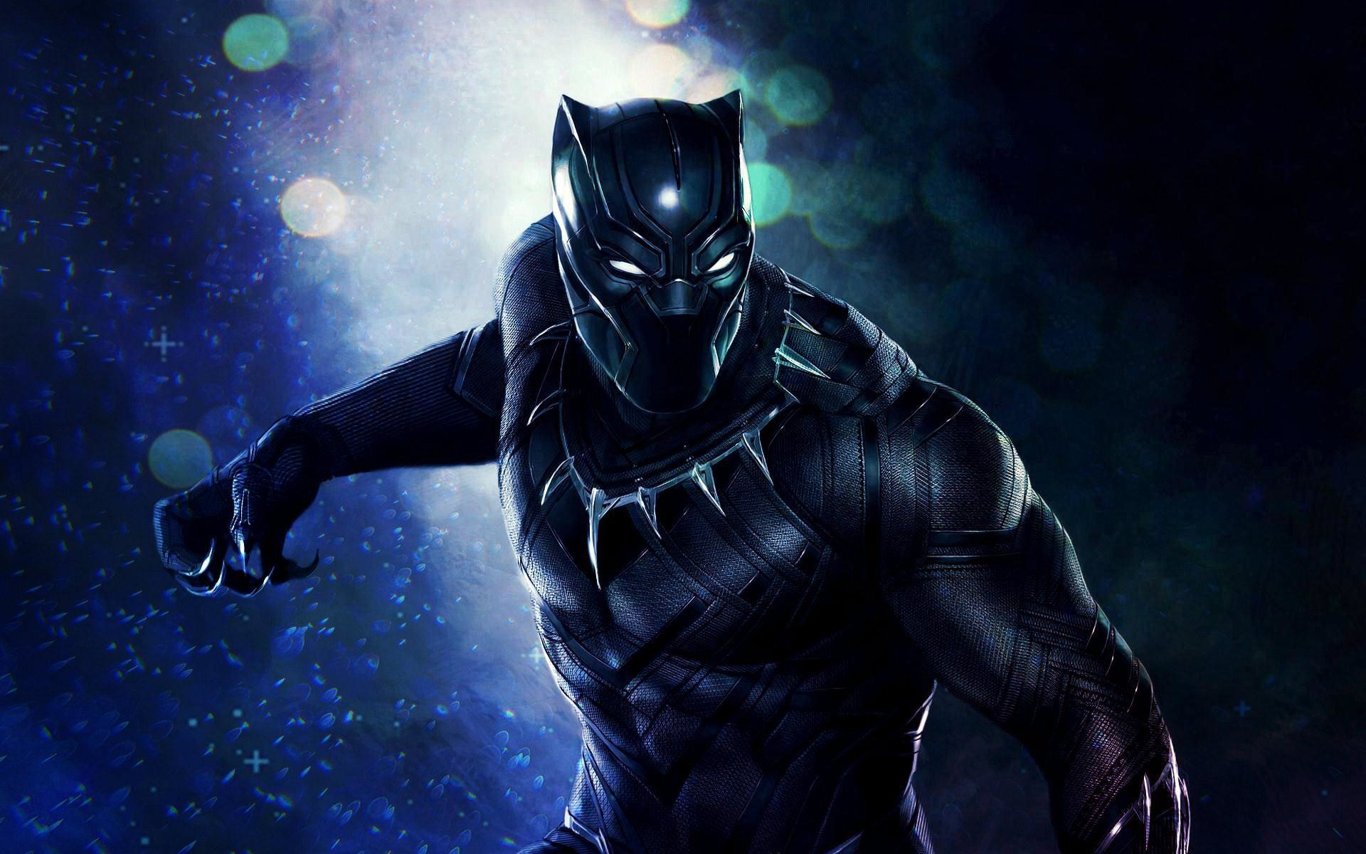 1920x1200 Black Panther 2017 Movie Desktop HD Wallpaper - Stylish HD Wallpapers