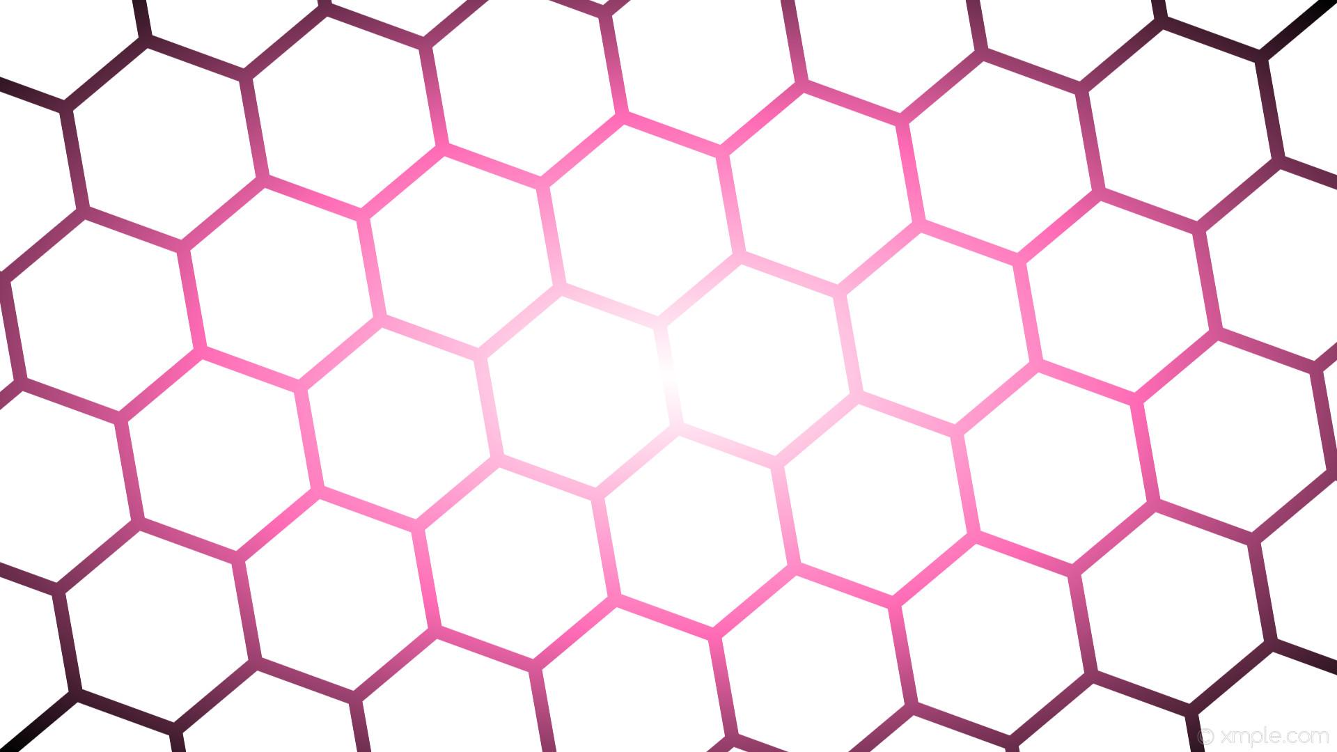 1920x1080 Pink Amp White Striped Wallpaper