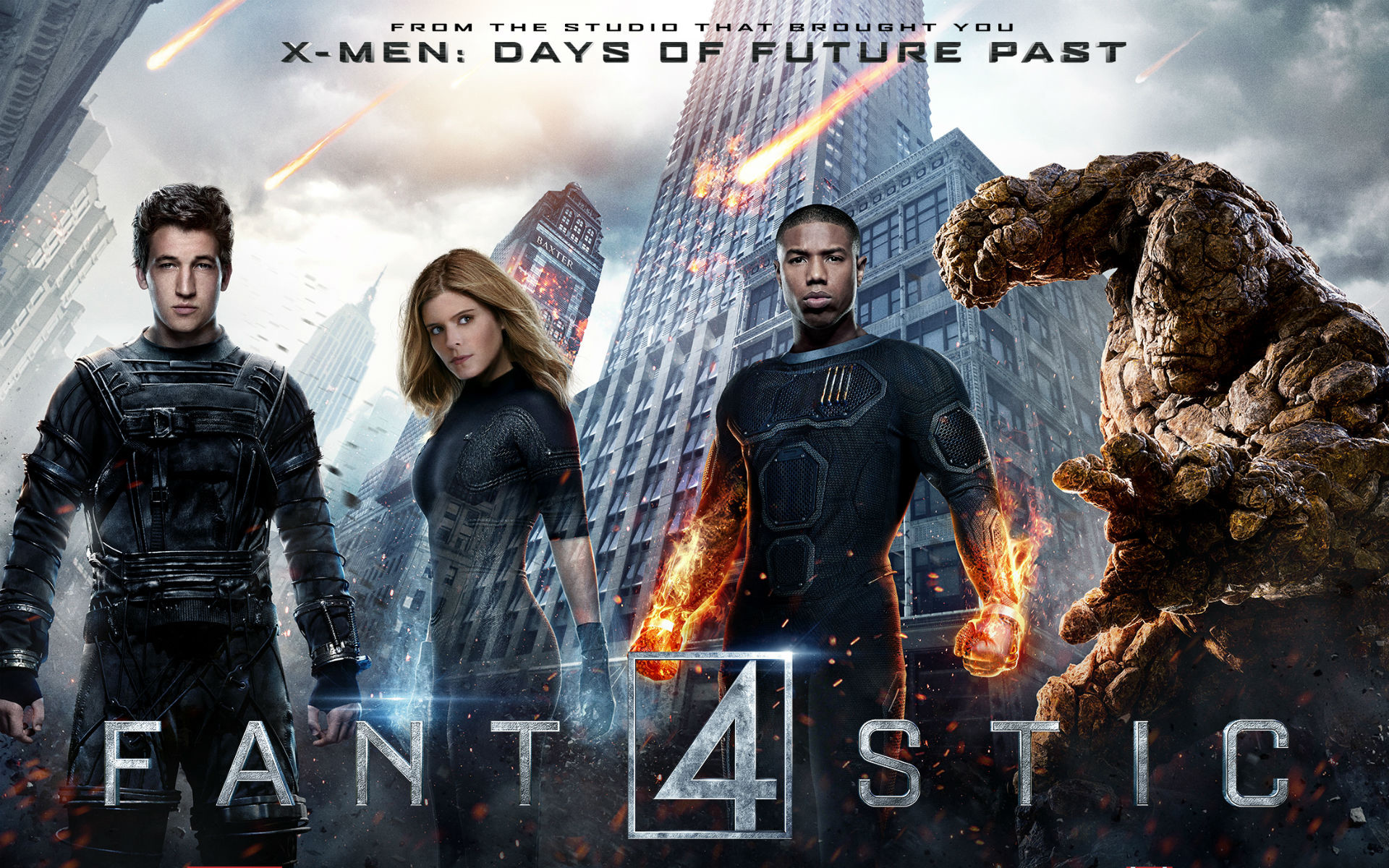 1920x1200 Fantastic Four images wide.