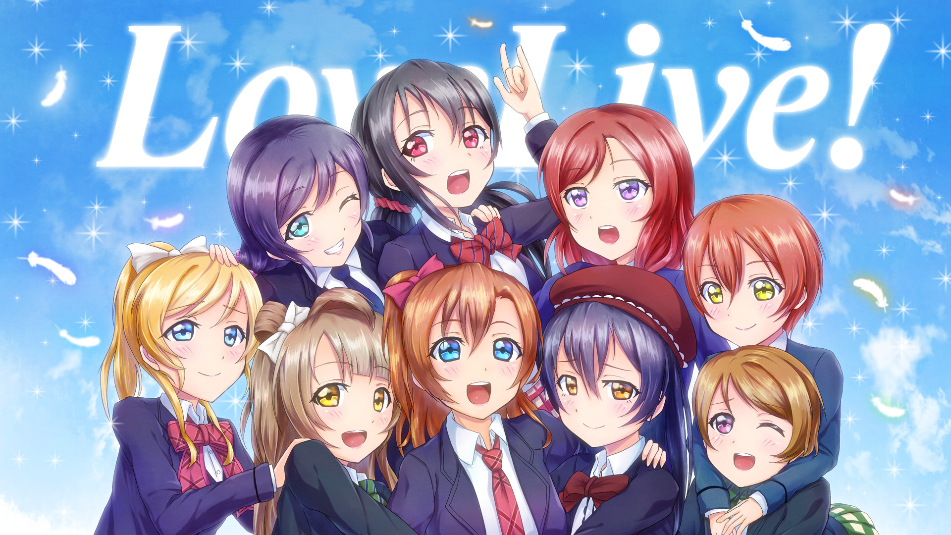 Love live wallpaper 75 images - Love wallpaper 2048x1152 ...