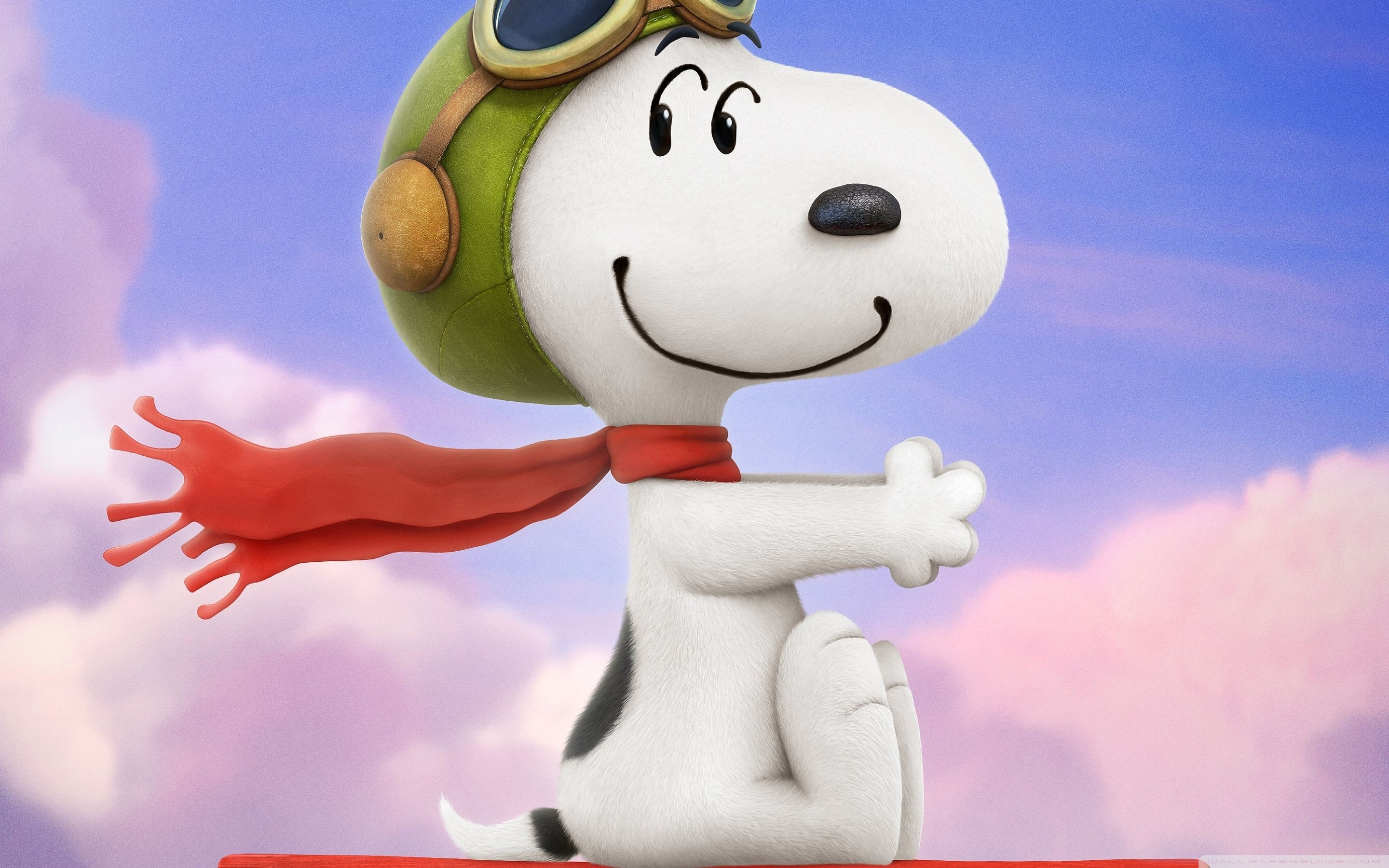 2880x1800 Peanuts Snoopy 2015 HD Wide Wallpaper for Widescreen