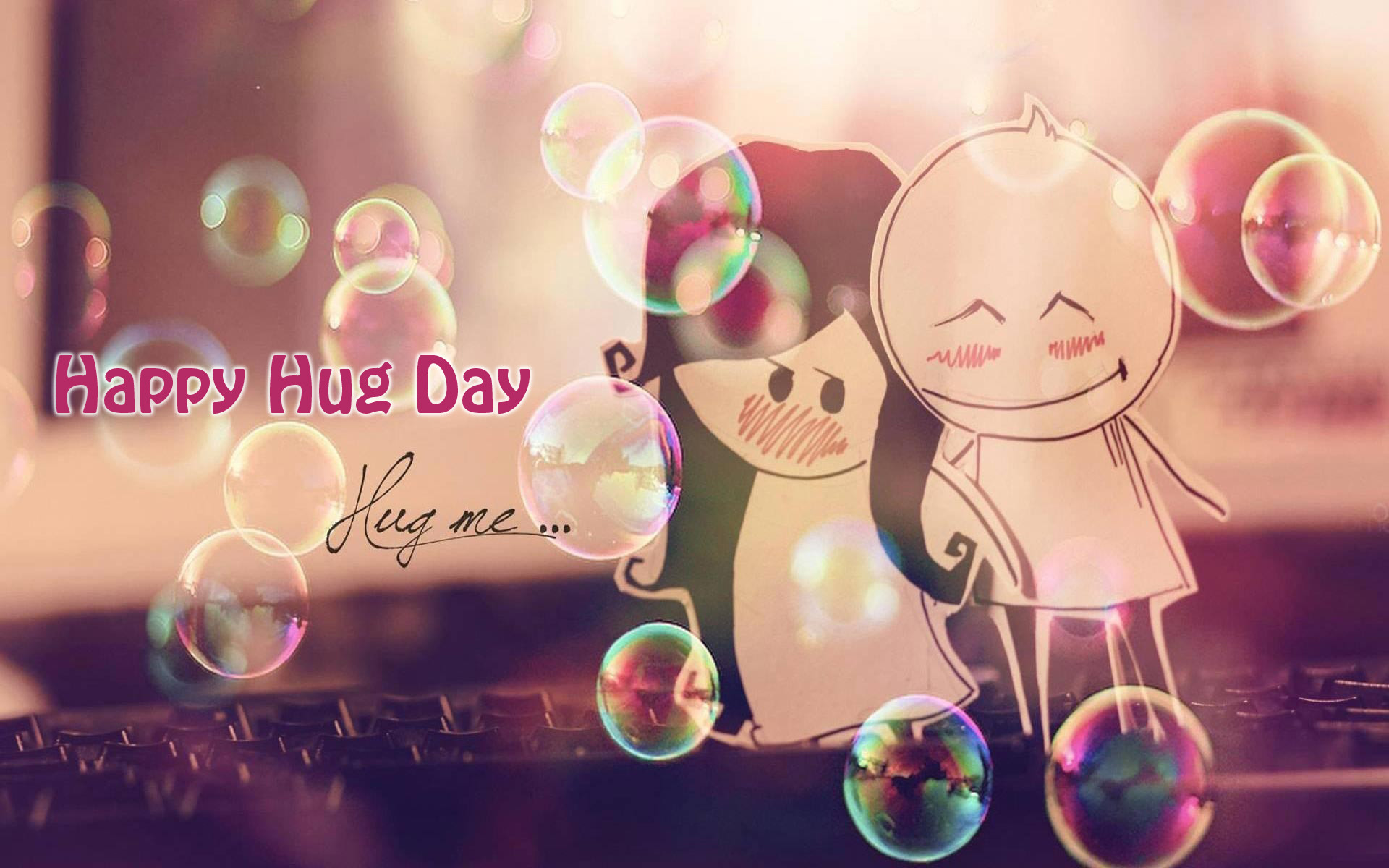 1920x1200 Wallpaper · Special collection for lovers couples .Send Cute hug Images to  boyfriend…