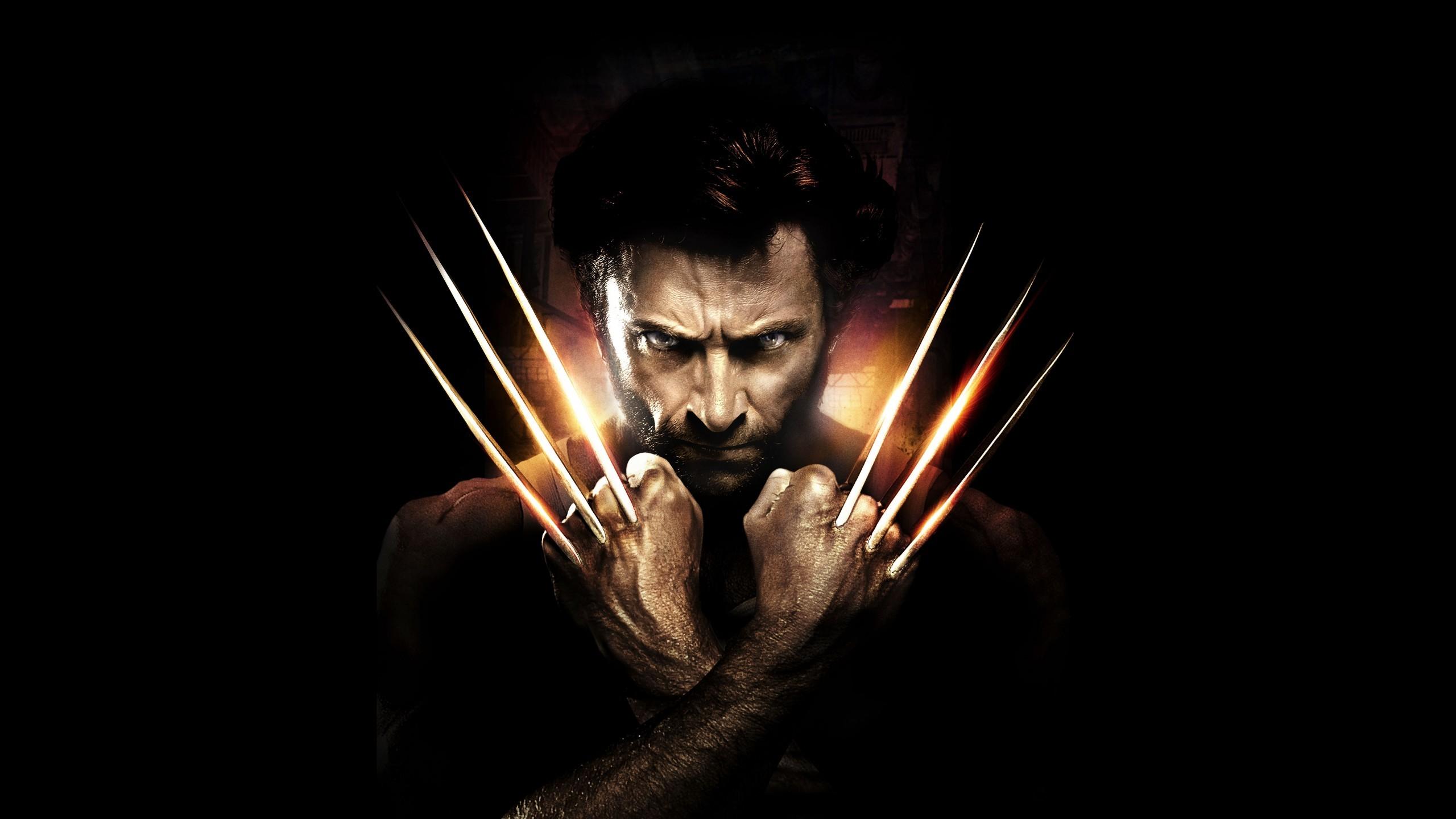 2560x1440 Movies Wolverine Wallpaper