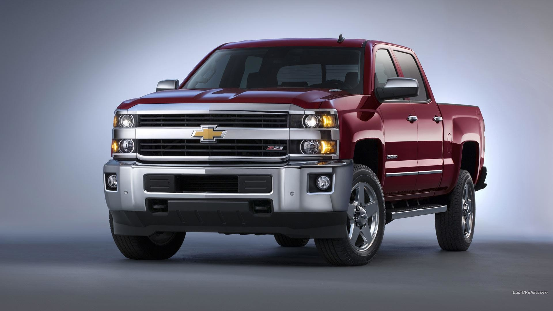 1920x1080 2015 Chevrolet Silverado HD wallpapers for android