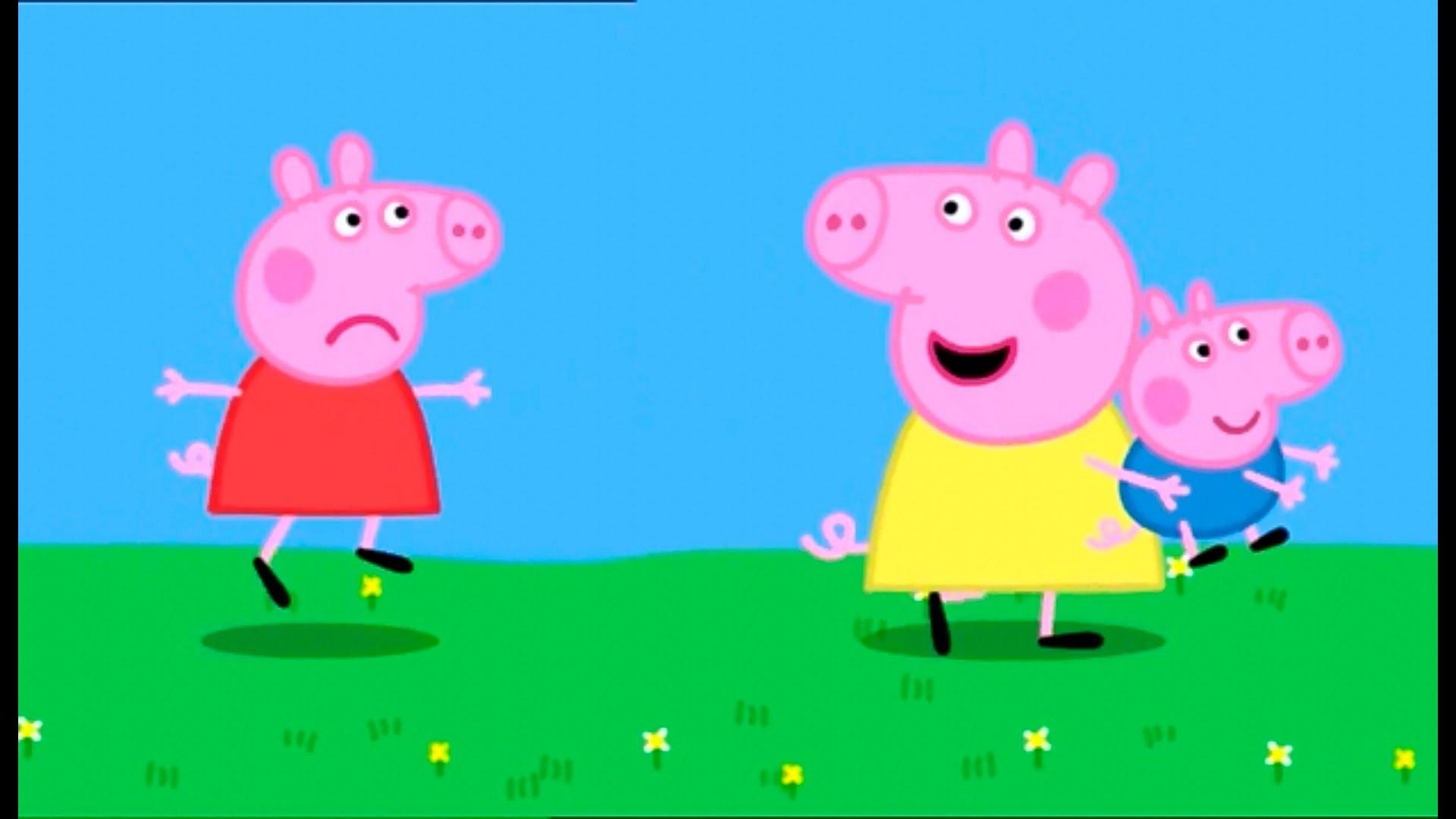 1920x1080 Peppa Pig English